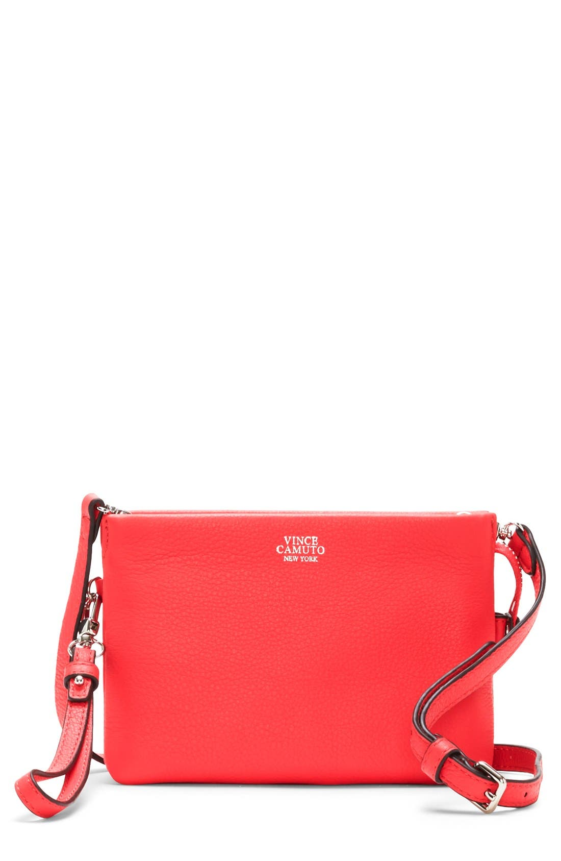 'Cami' Leather Crossbody Bag,                             Main thumbnail 24, color,