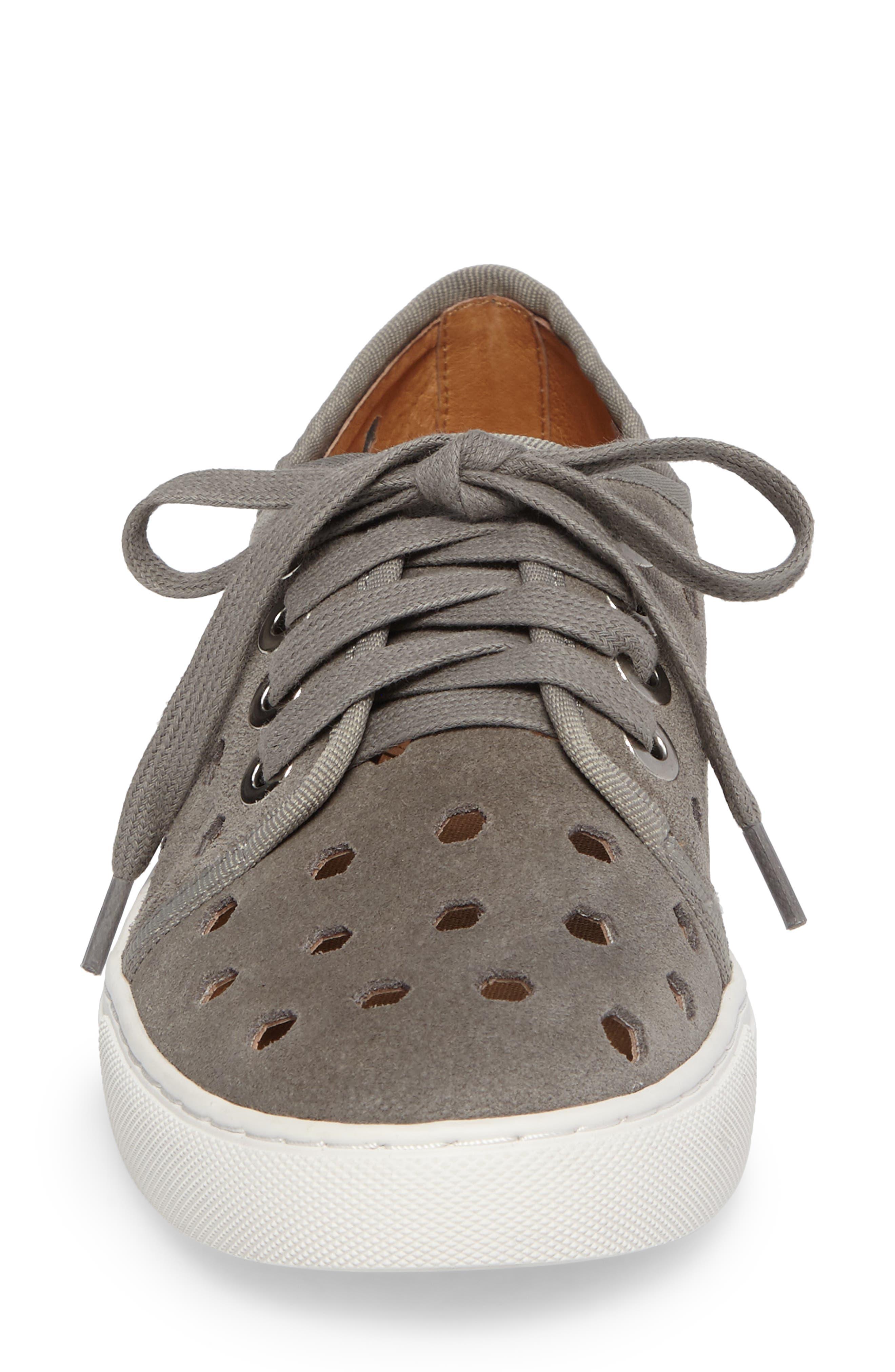 Rasta Perforated Sneaker,                             Alternate thumbnail 11, color,