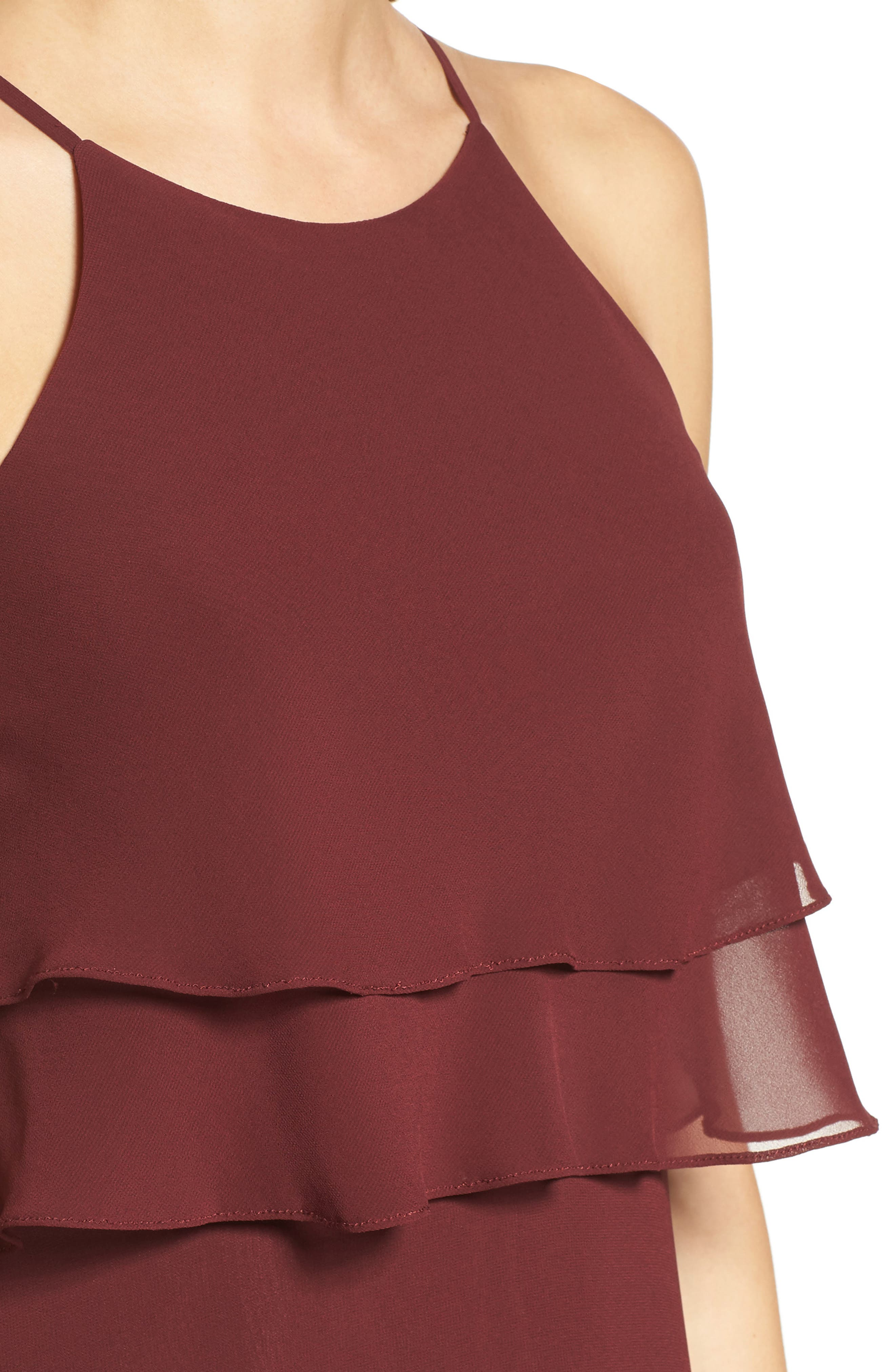 Charlie Ruffle Bodice Gown,                             Alternate thumbnail 35, color,