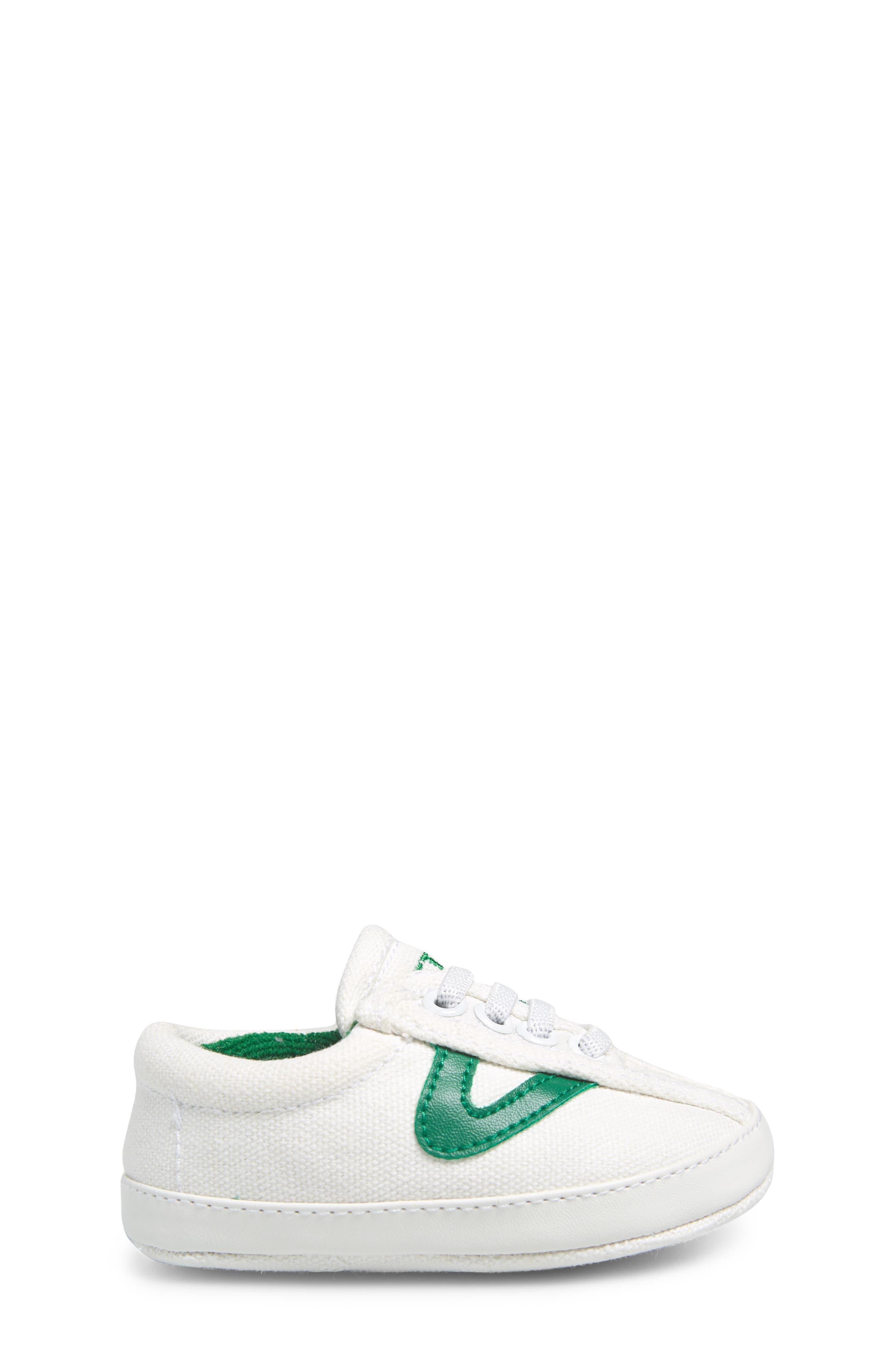 Nylite Plus Sneaker,                             Alternate thumbnail 3, color,                             WHITE/ GREEN