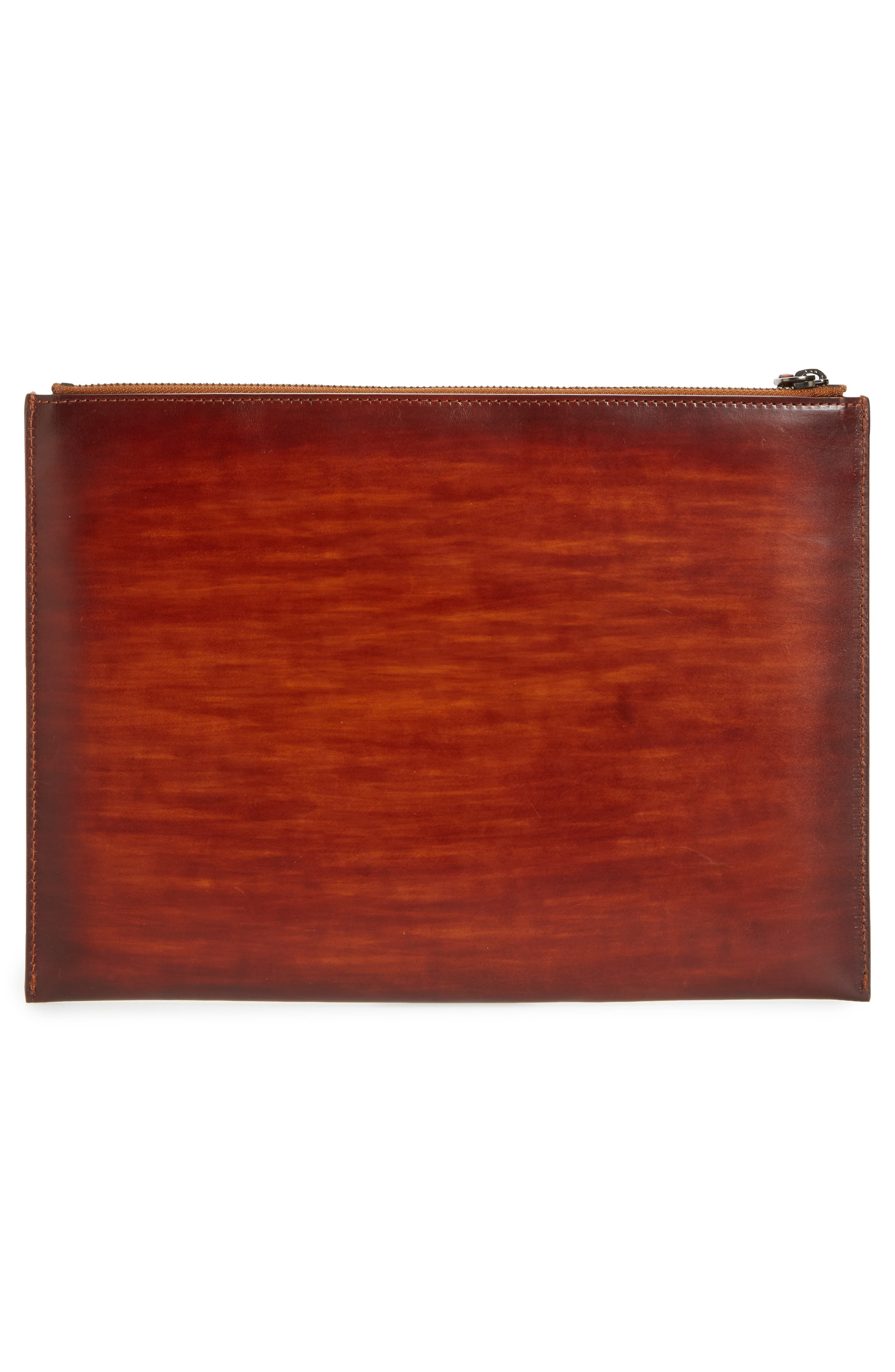 Leather Tablet Case,                             Alternate thumbnail 6, color,