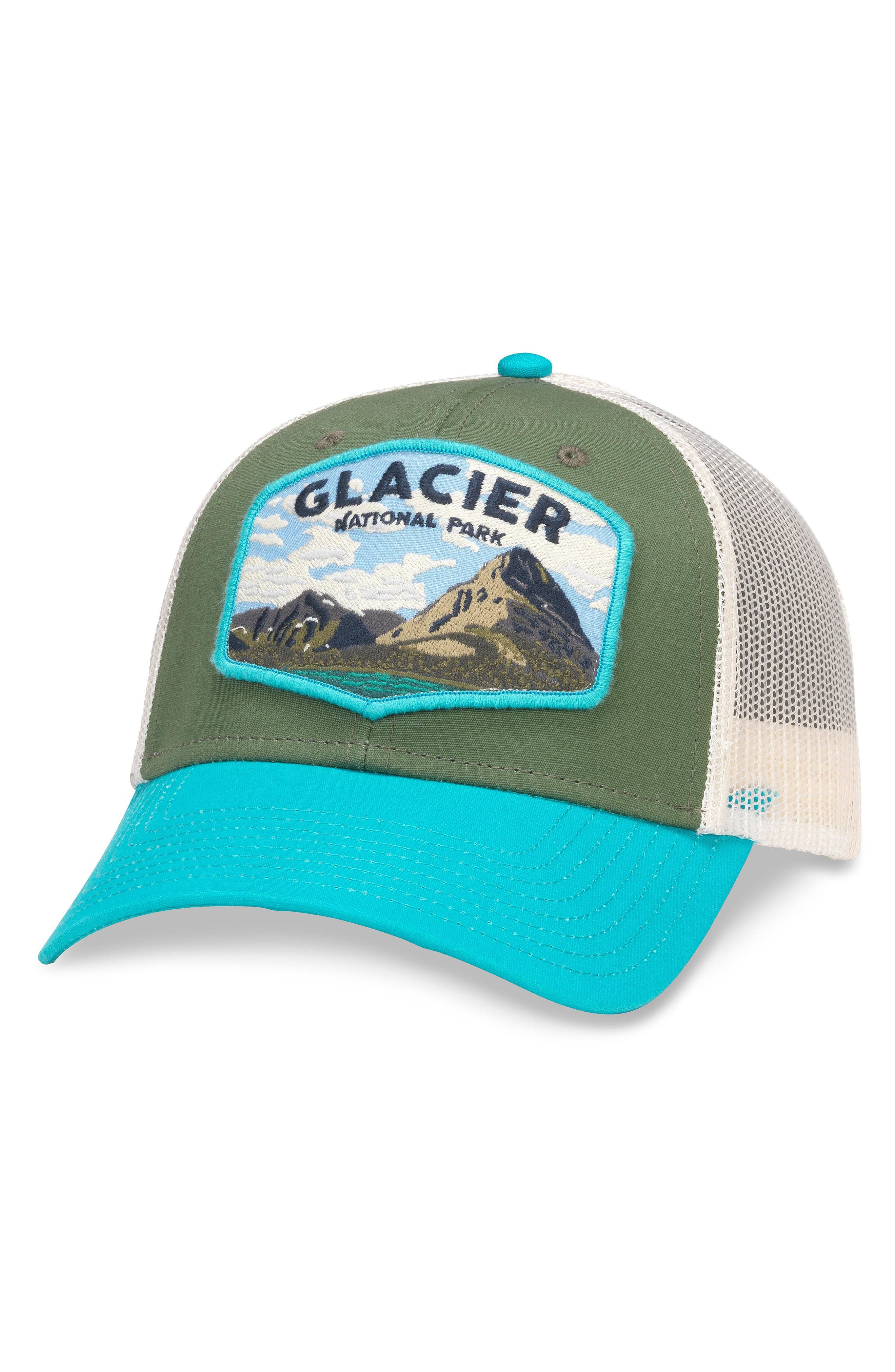 Barley 2 National Park Trucker Cap,                             Main thumbnail 1, color,                             900