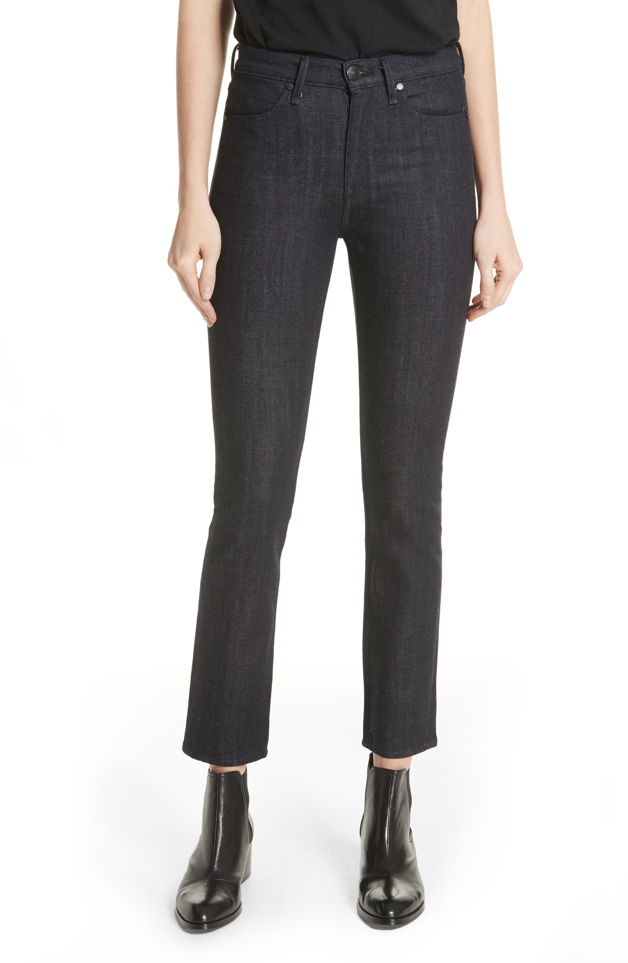 Cigarette Leg Skinny Jeans,                         Main,                         color, 470
