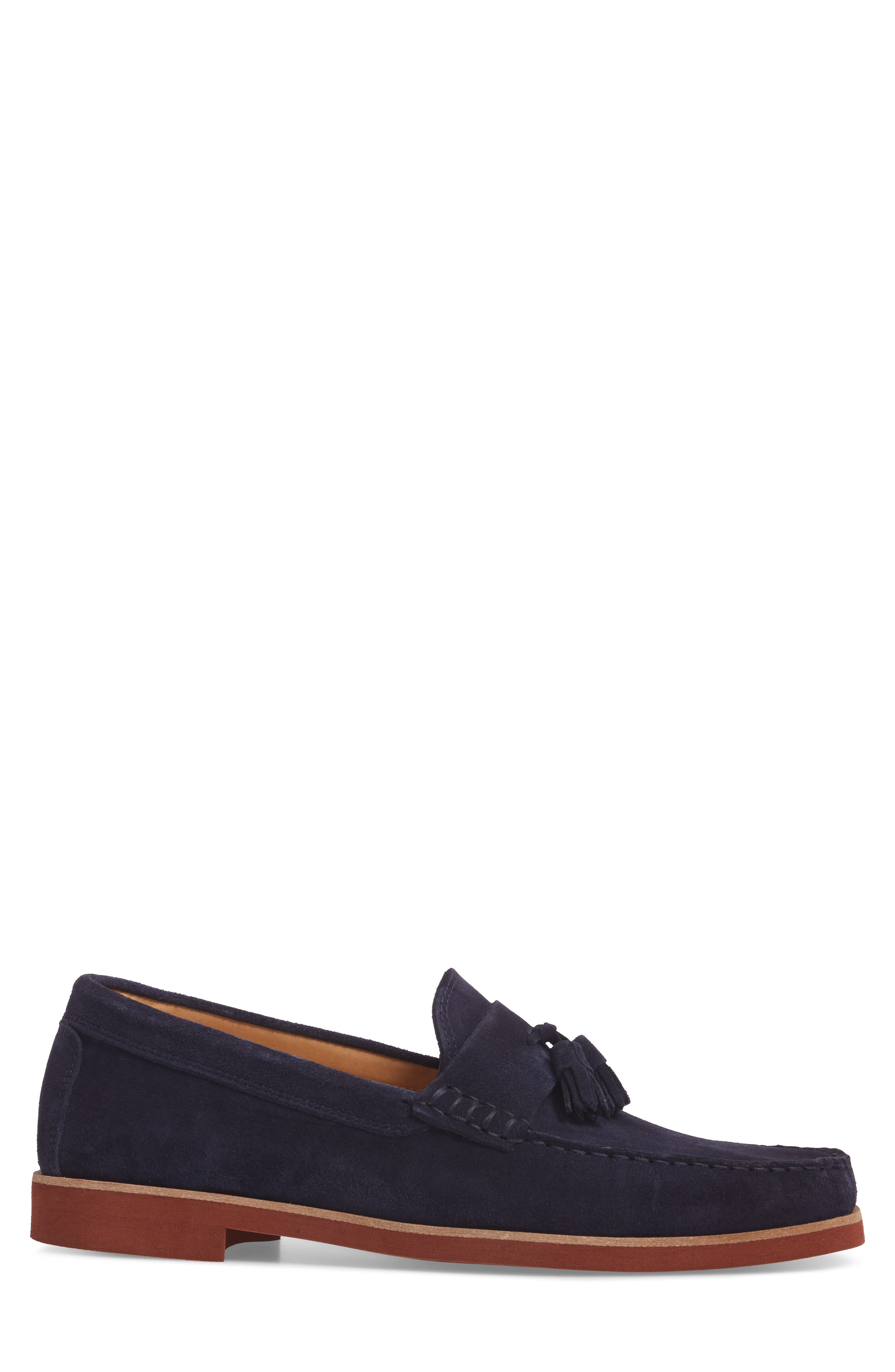 Stowes Tassel Loafer,                             Alternate thumbnail 3, color,                             410