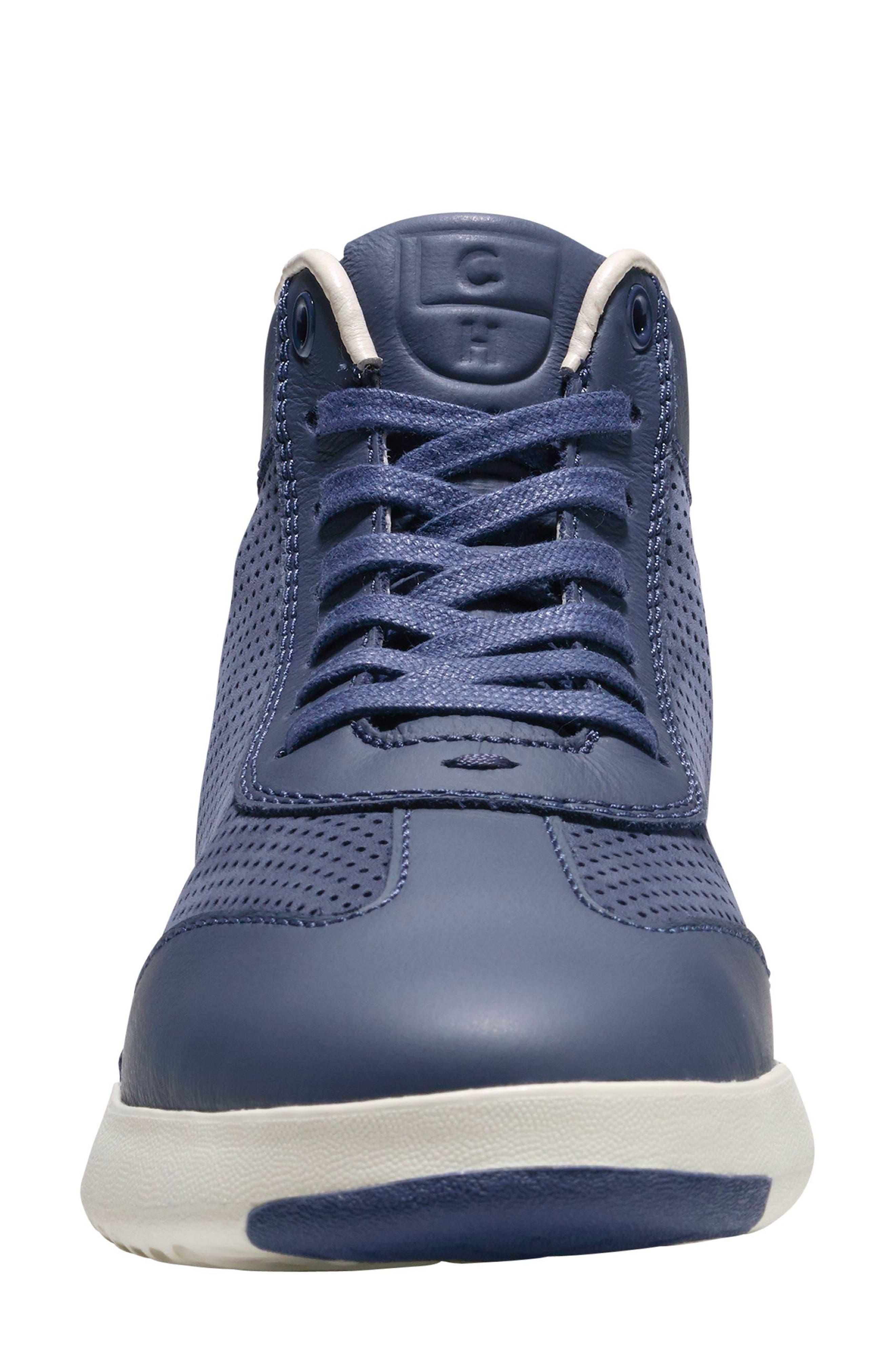 GrandPro High Top Sneaker,                             Alternate thumbnail 9, color,