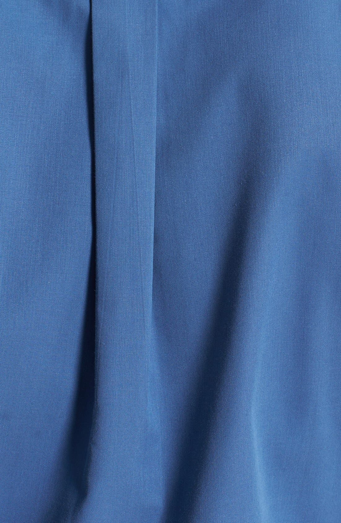 Smartcare<sup>™</sup> Traditional Fit Twill Boat Shirt,                             Alternate thumbnail 58, color,