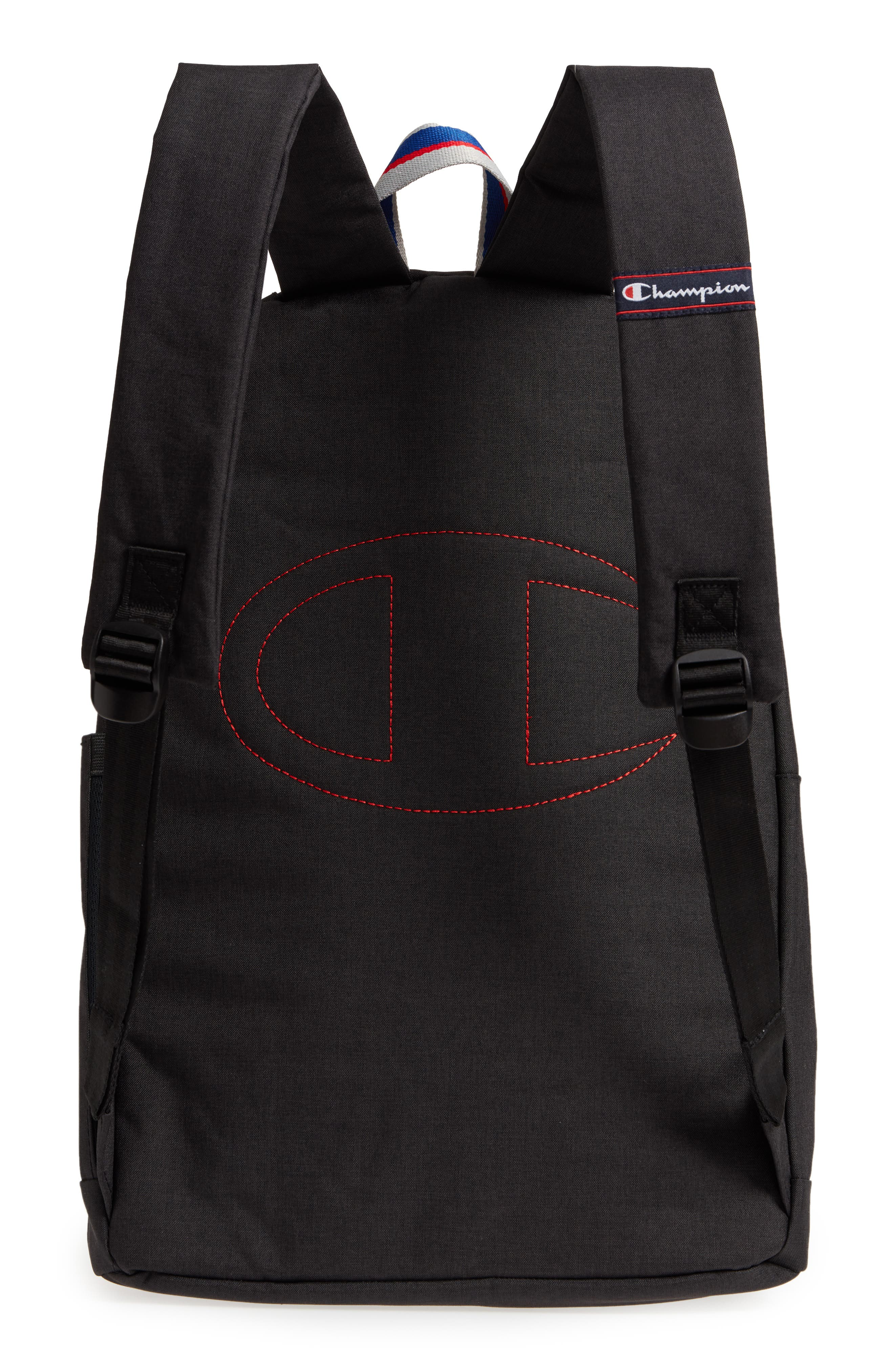 Supercize Backpack,                             Alternate thumbnail 3, color,                             BLACK HEATHER