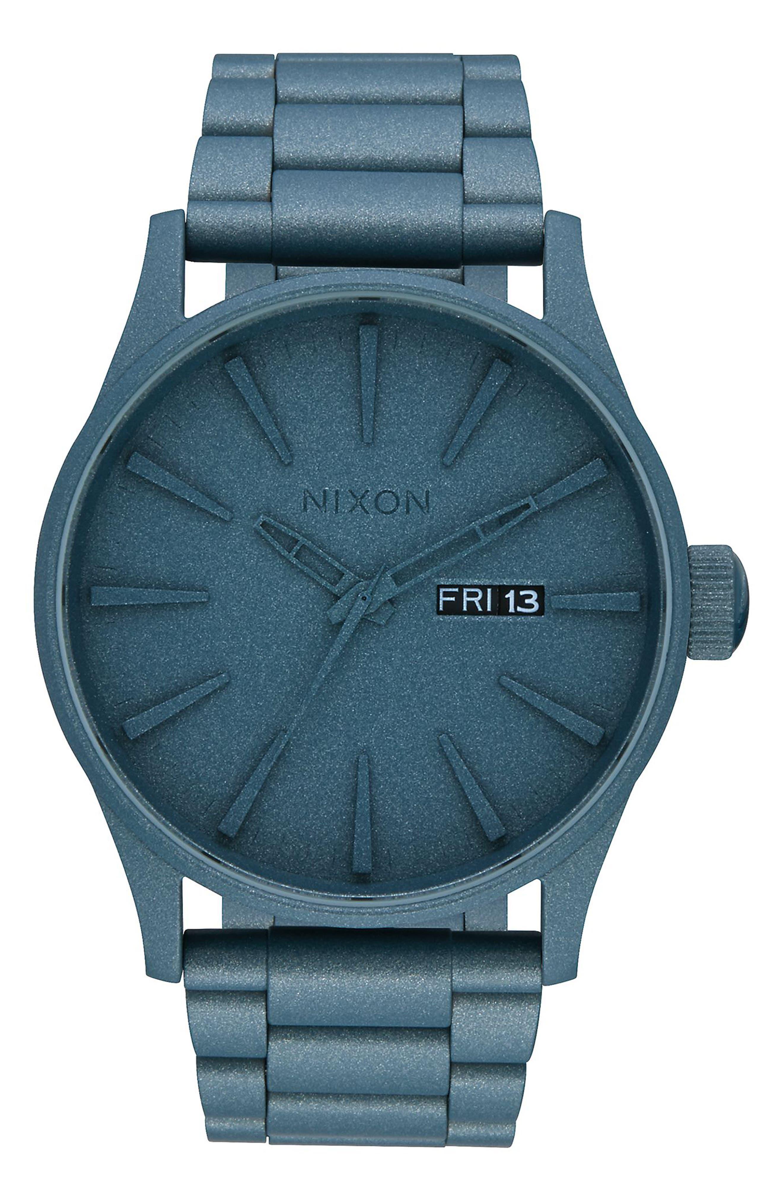 Sentry Bracelet Watch, 42mm,                             Main thumbnail 4, color,