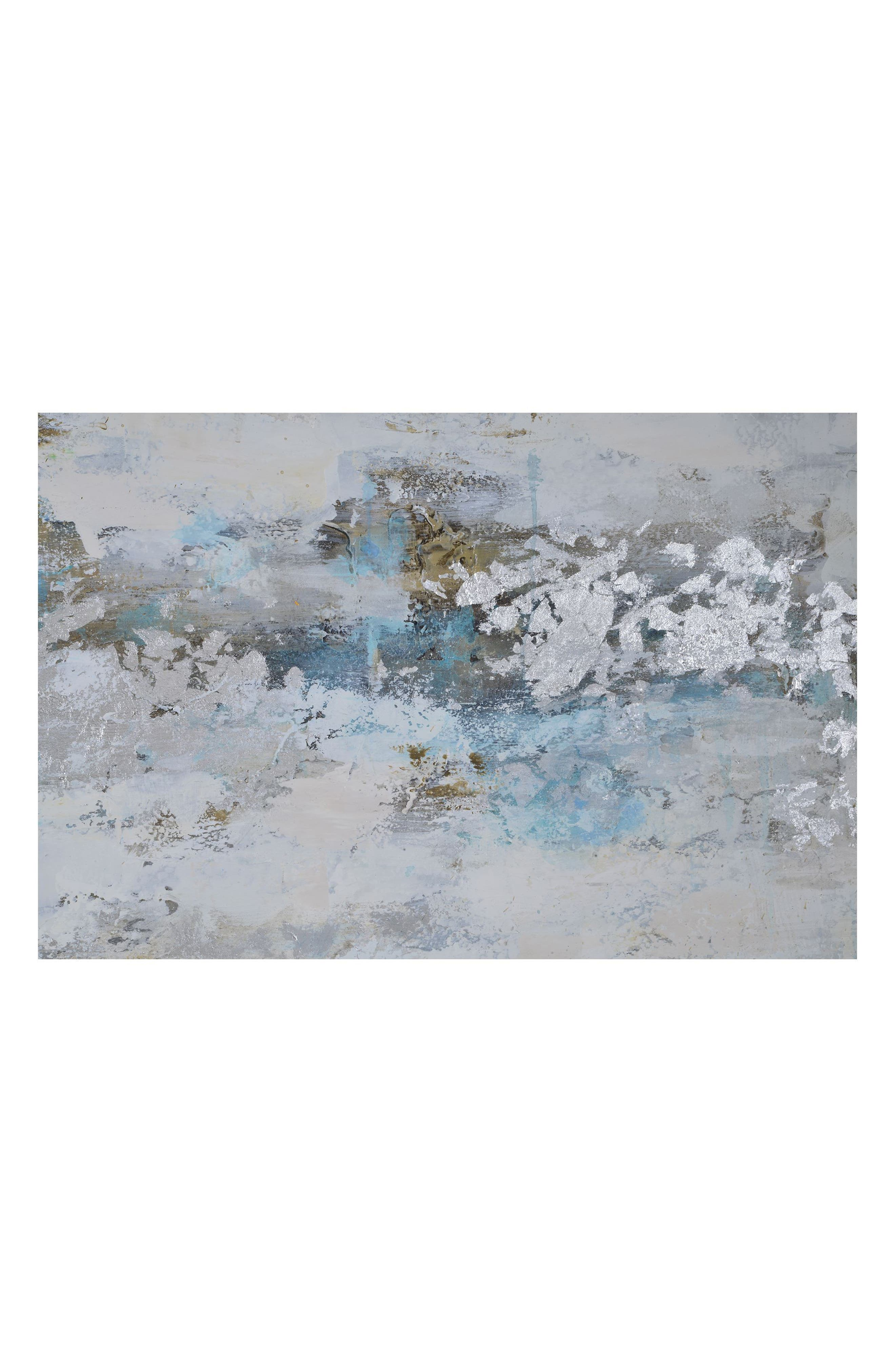 Winter's Grace Canvas Wall Art,                             Alternate thumbnail 4, color,                             020