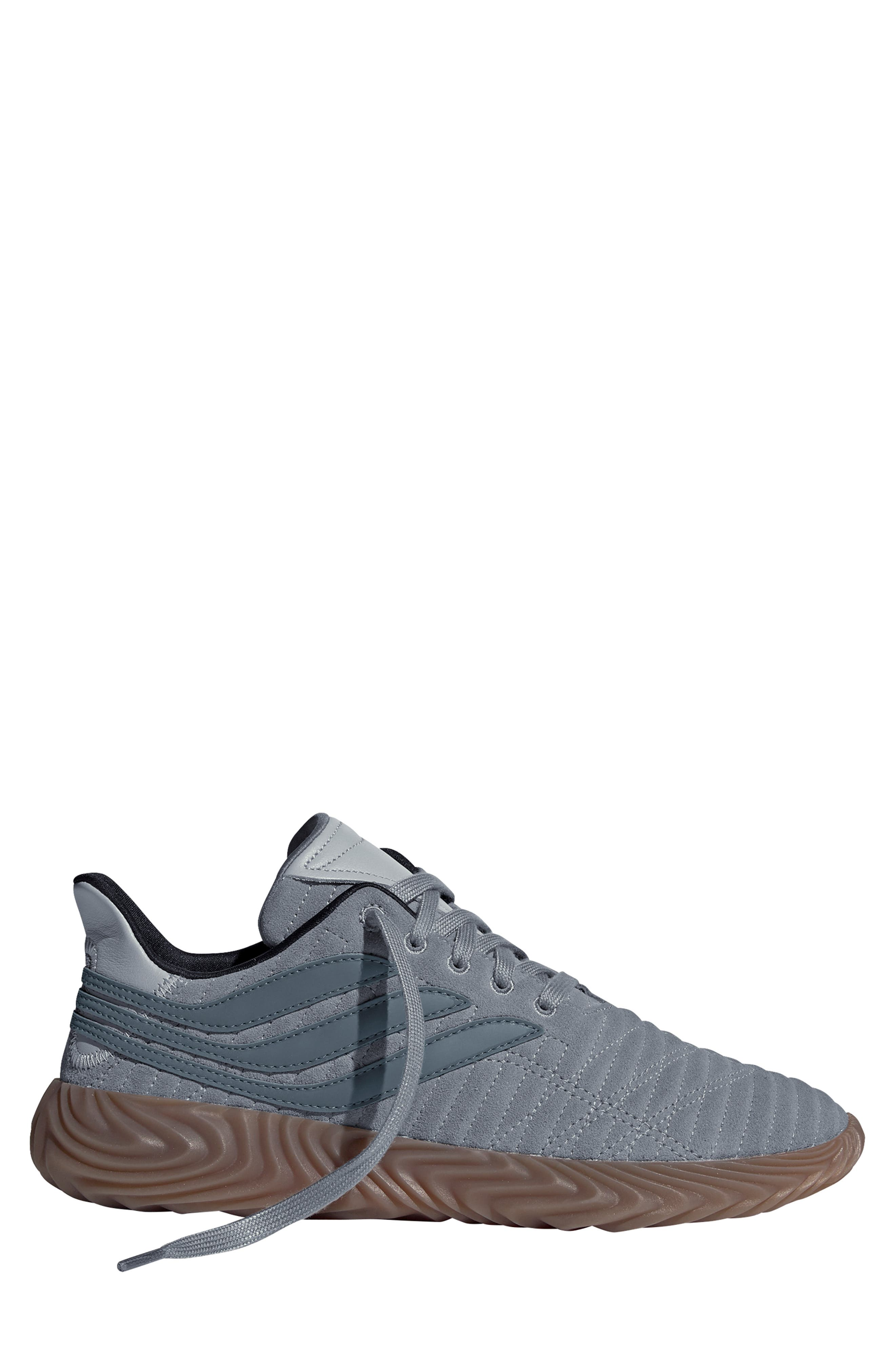 Sobakov Sneaker,                             Alternate thumbnail 10, color,                             GREY/ GREY