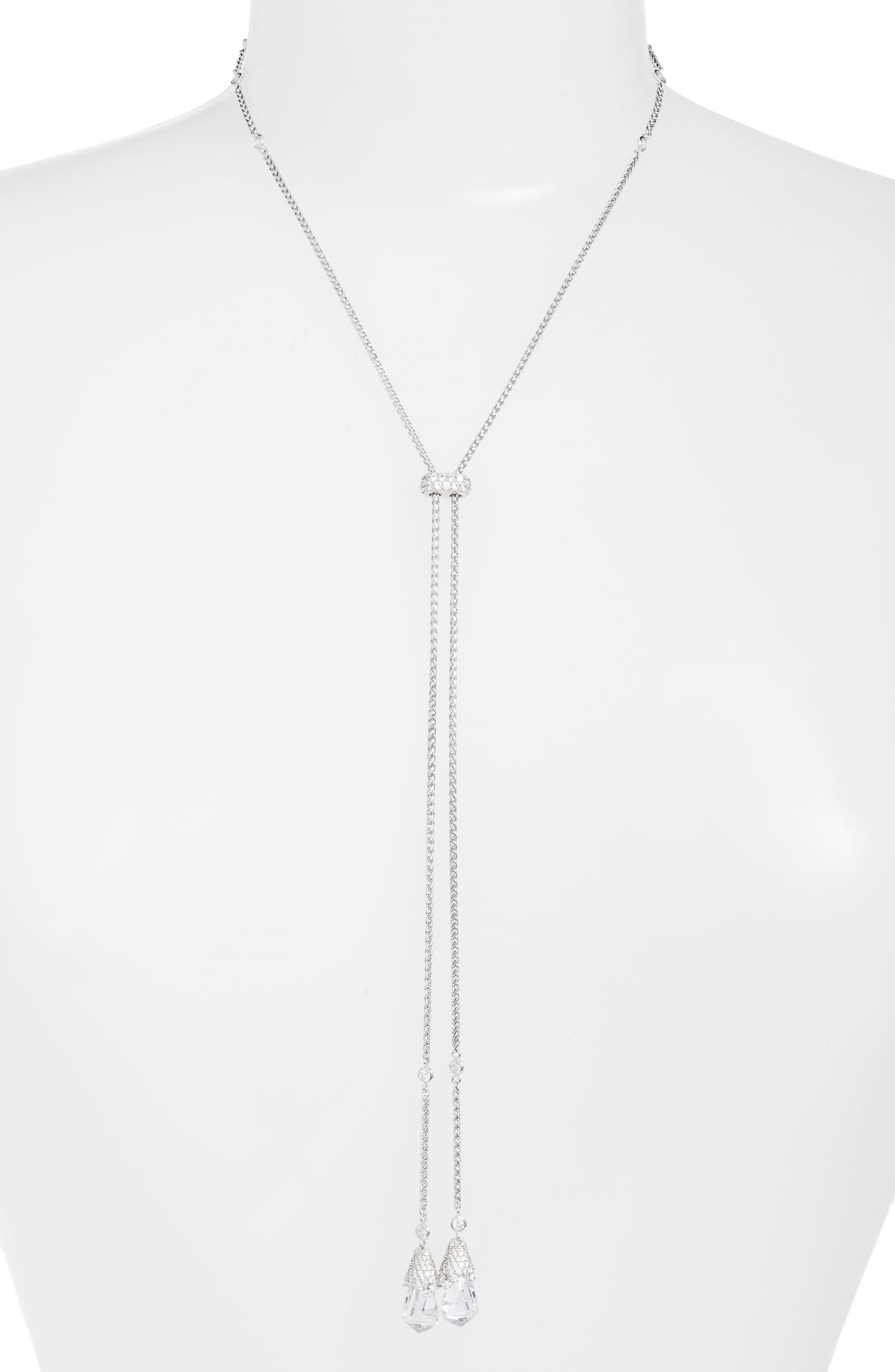 Sivan Lariat Necklace,                         Main,                         color,