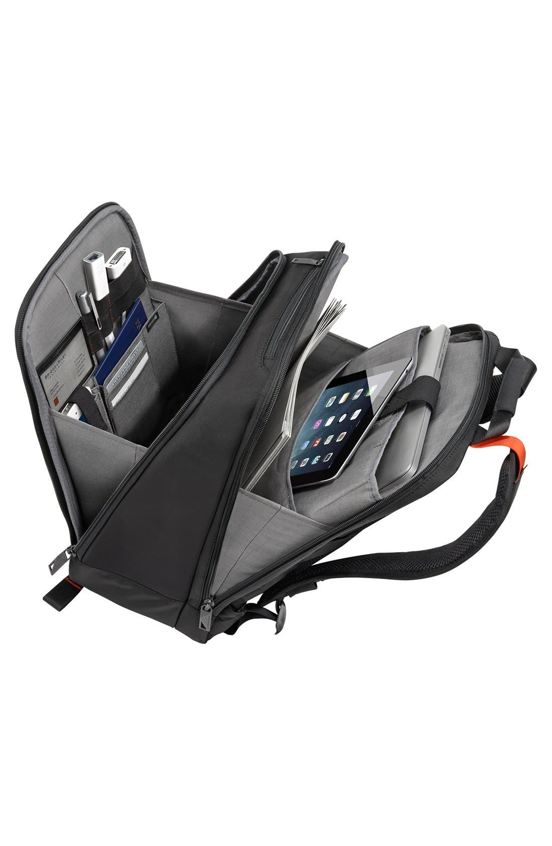 Verb - Activate Backpack,                             Alternate thumbnail 4, color,                             BLACK