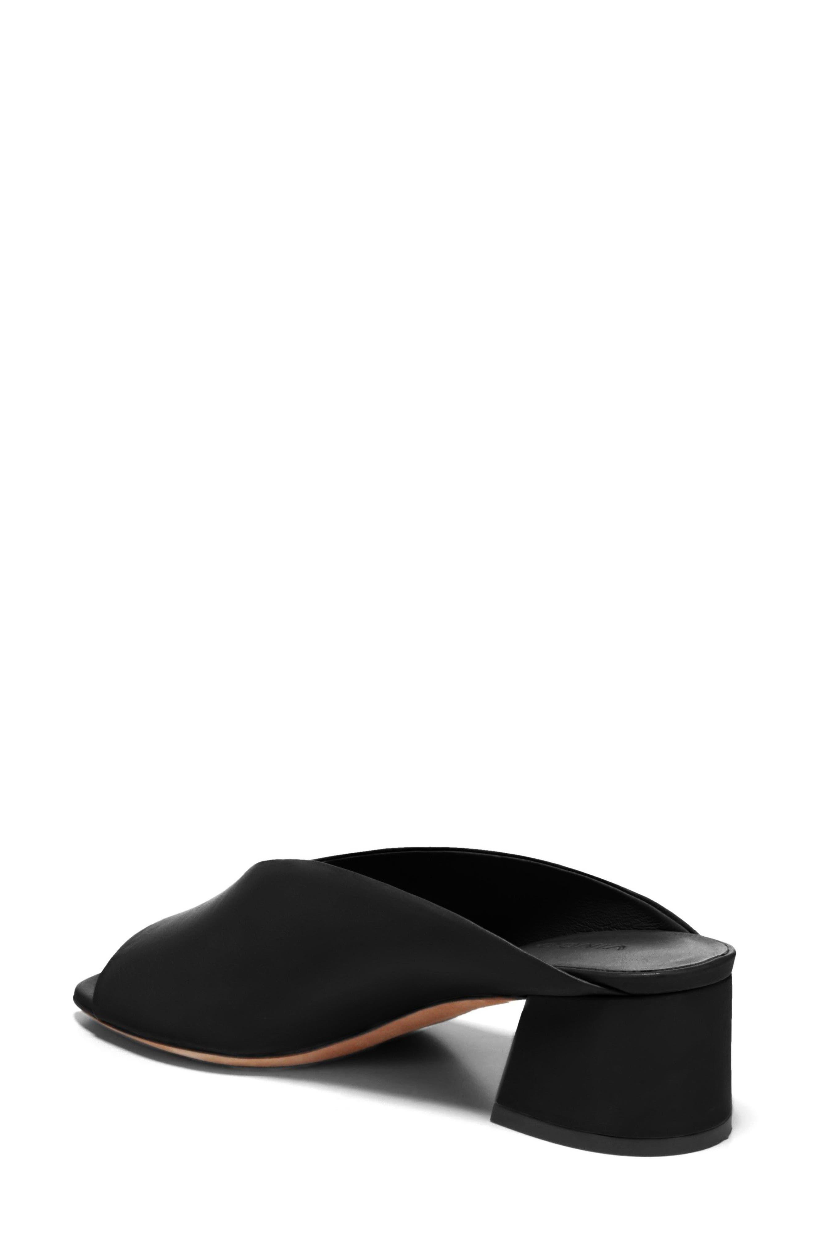 Cachet Sandal,                             Alternate thumbnail 2, color,                             BLACK SIVIGLIA CALF