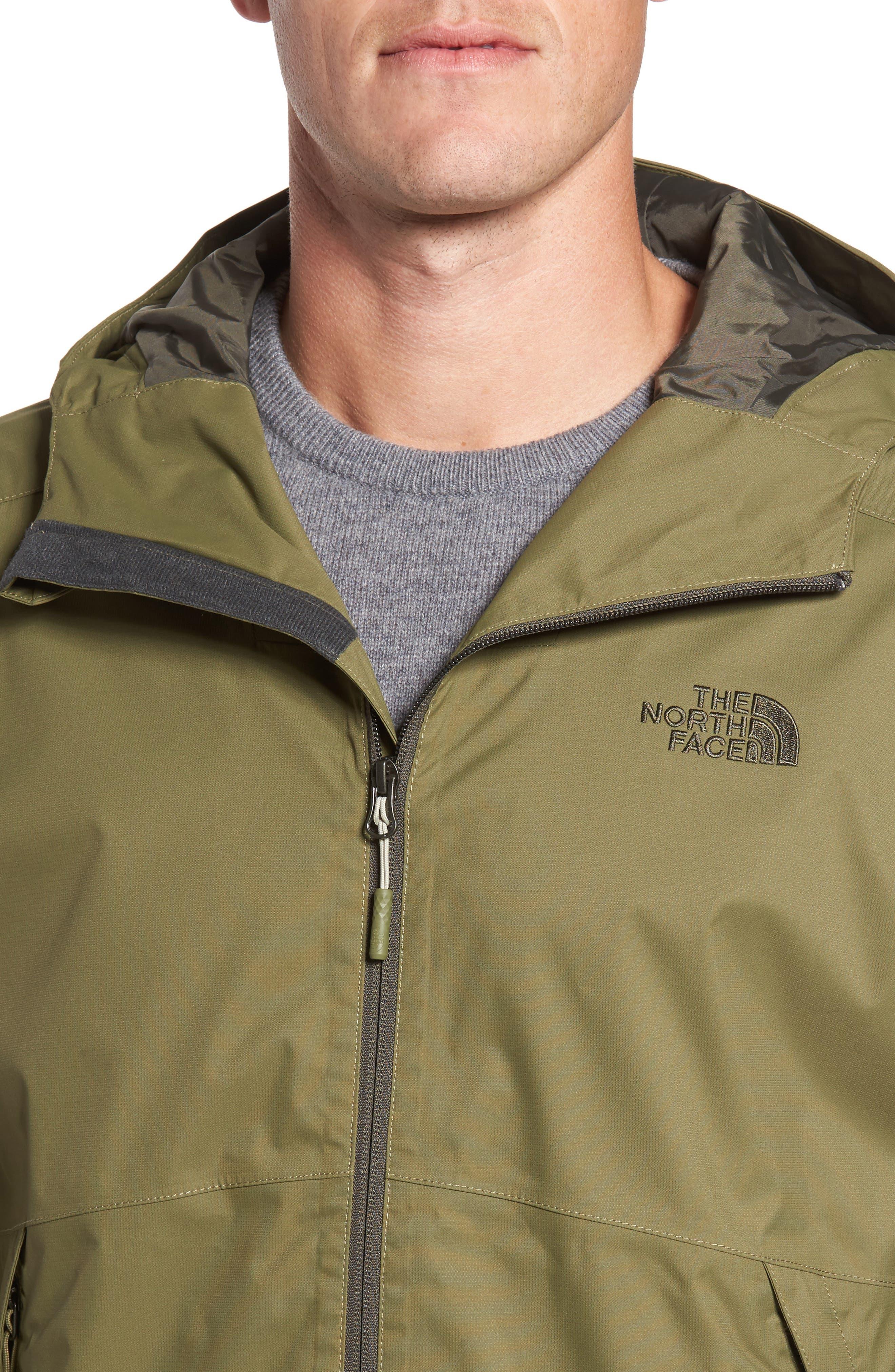 'Millerton' DryVent<sup>®</sup> Waterproof Hooded Jacket,                             Alternate thumbnail 4, color,                             305