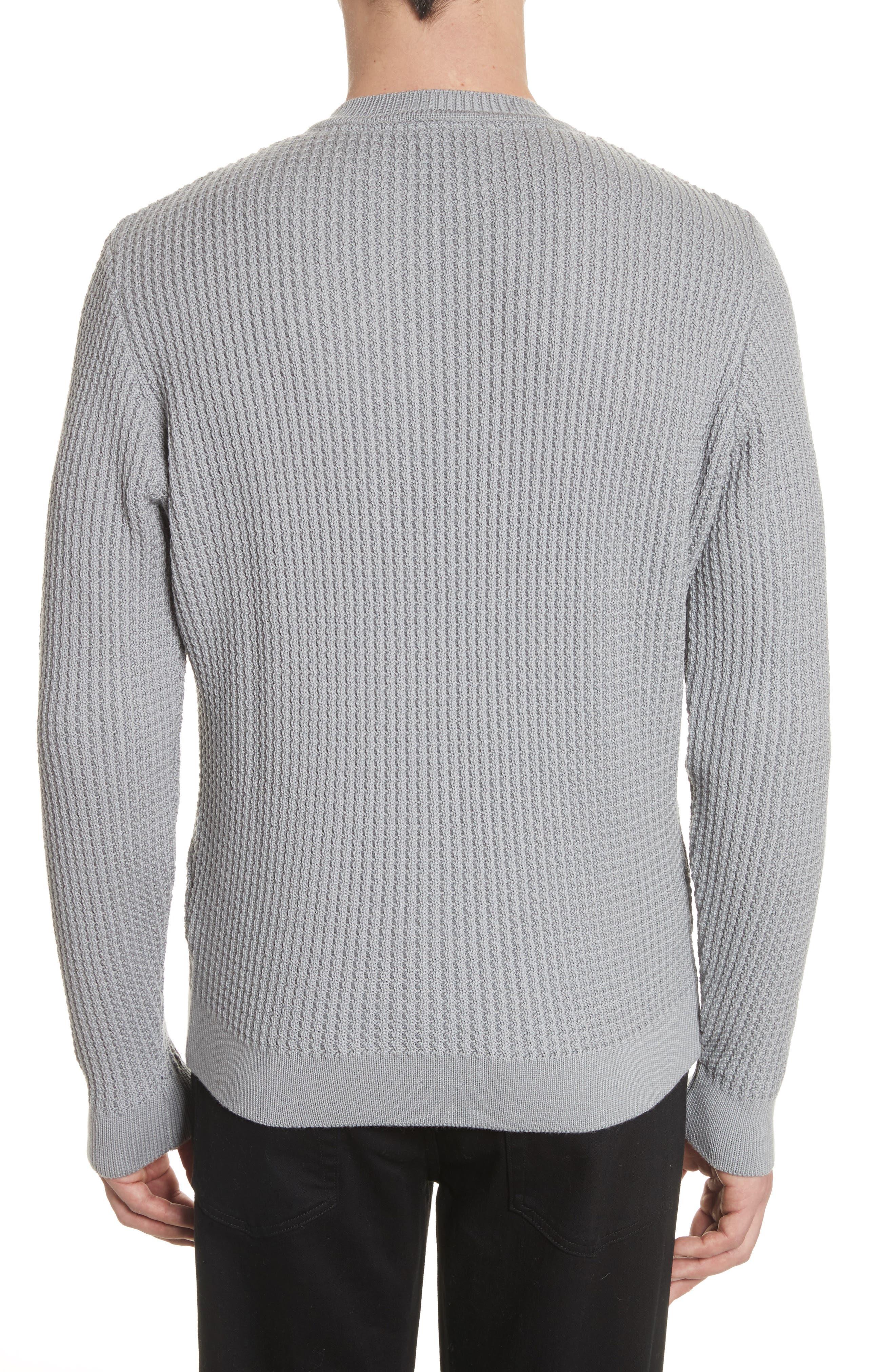 Sigfred Merino Wool Sweater,                             Alternate thumbnail 2, color,                             025