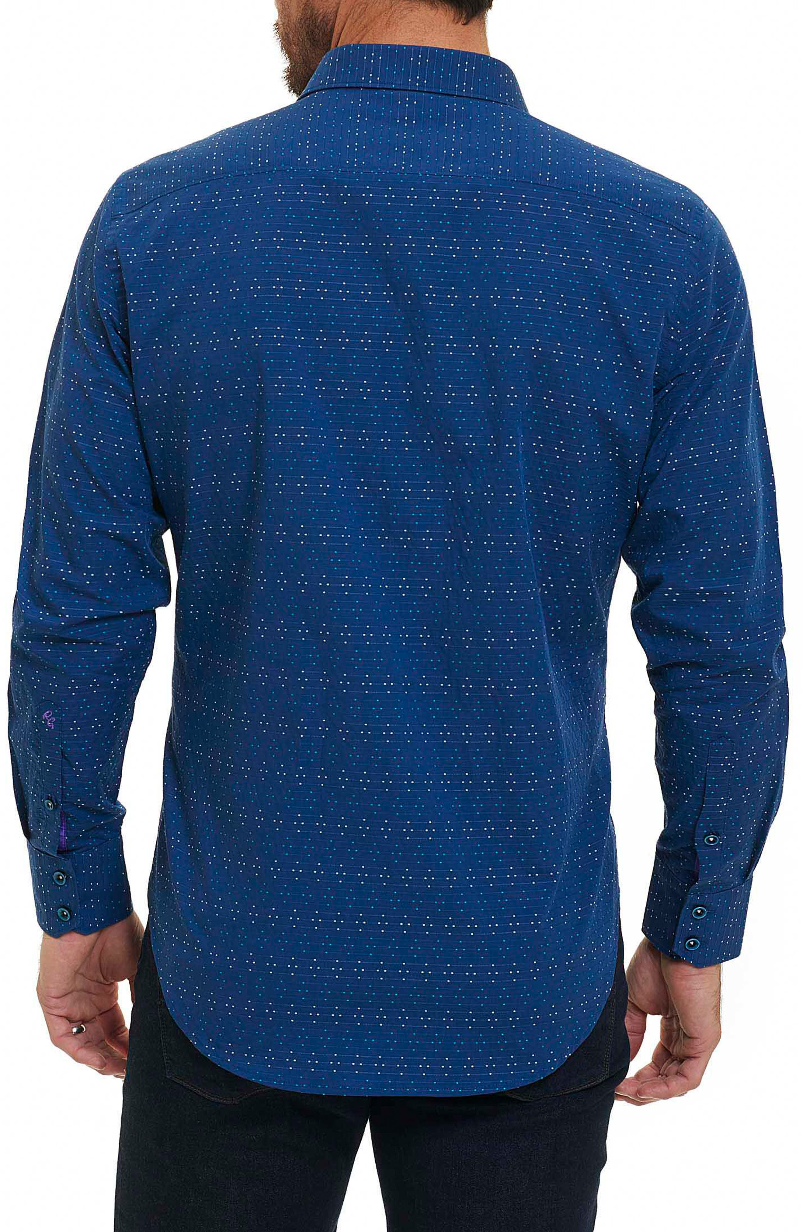 Dev Classic Fit Sport Shirt,                             Alternate thumbnail 2, color,                             410