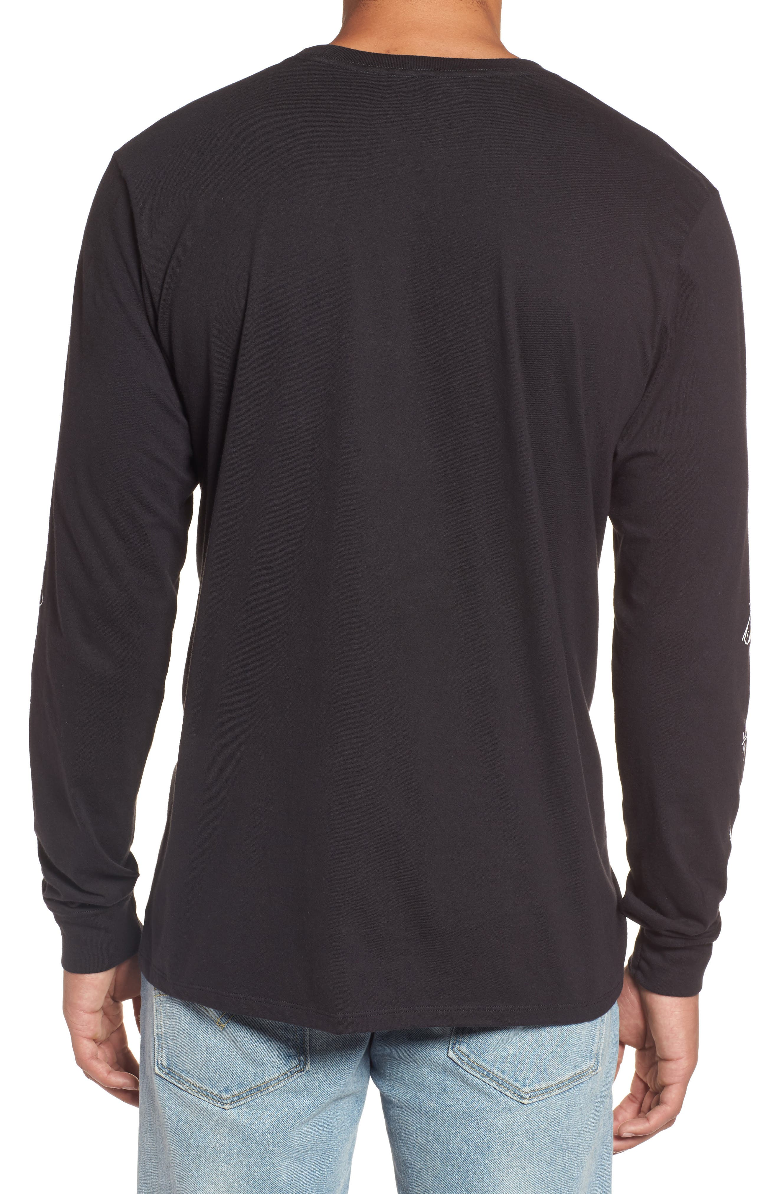 x Pendleton Long Sleeve T-Shirt,                             Alternate thumbnail 2, color,                             010