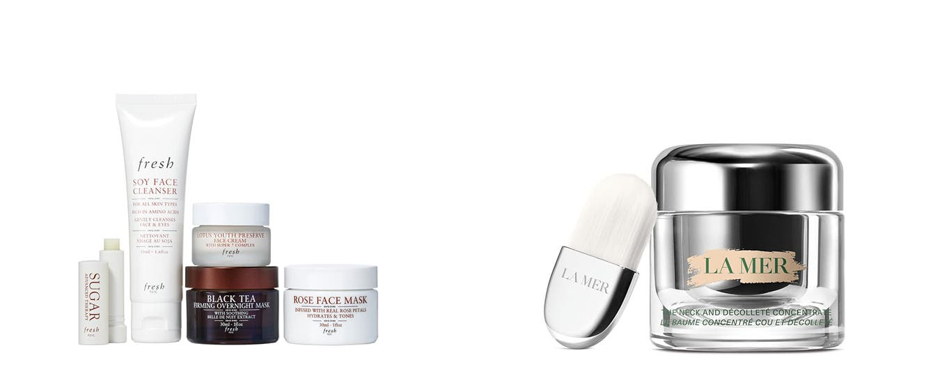 Winter Skin Rescue: bath and body essentials that counteract the ravages of cold weather.