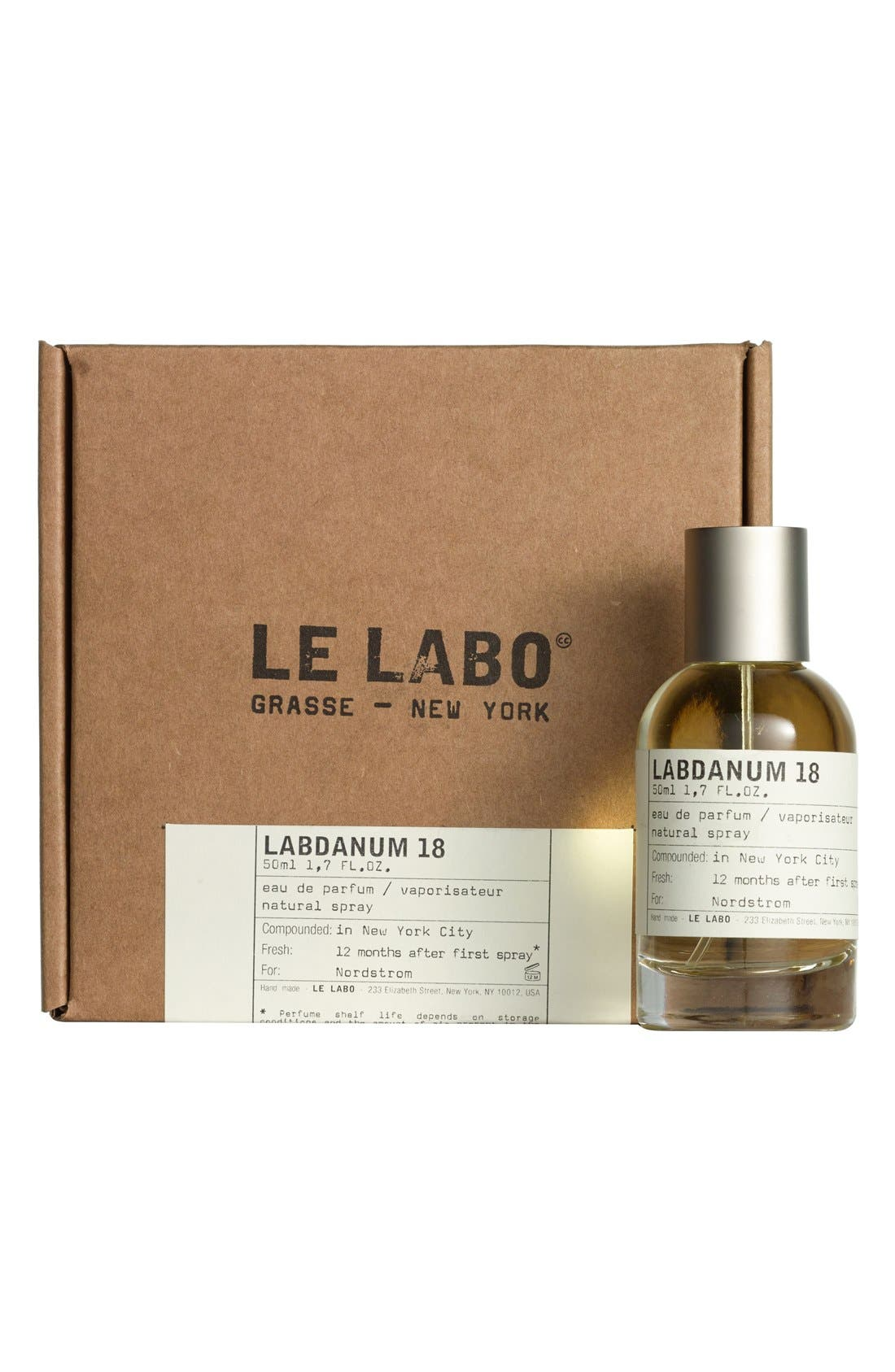 'Labdanum 18' Eau de Parfum,                             Alternate thumbnail 7, color,                             NO COLOR