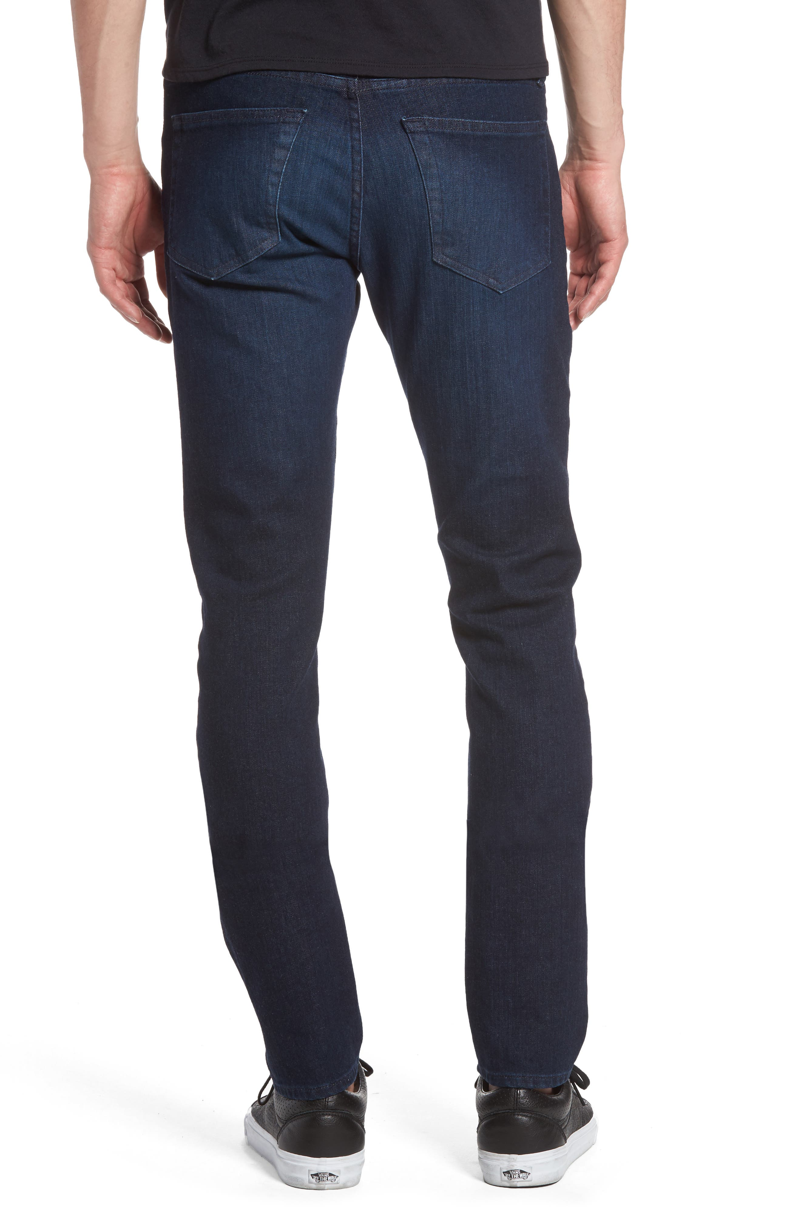 Stockton Skinny Fit Jeans,                             Alternate thumbnail 2, color,                             482