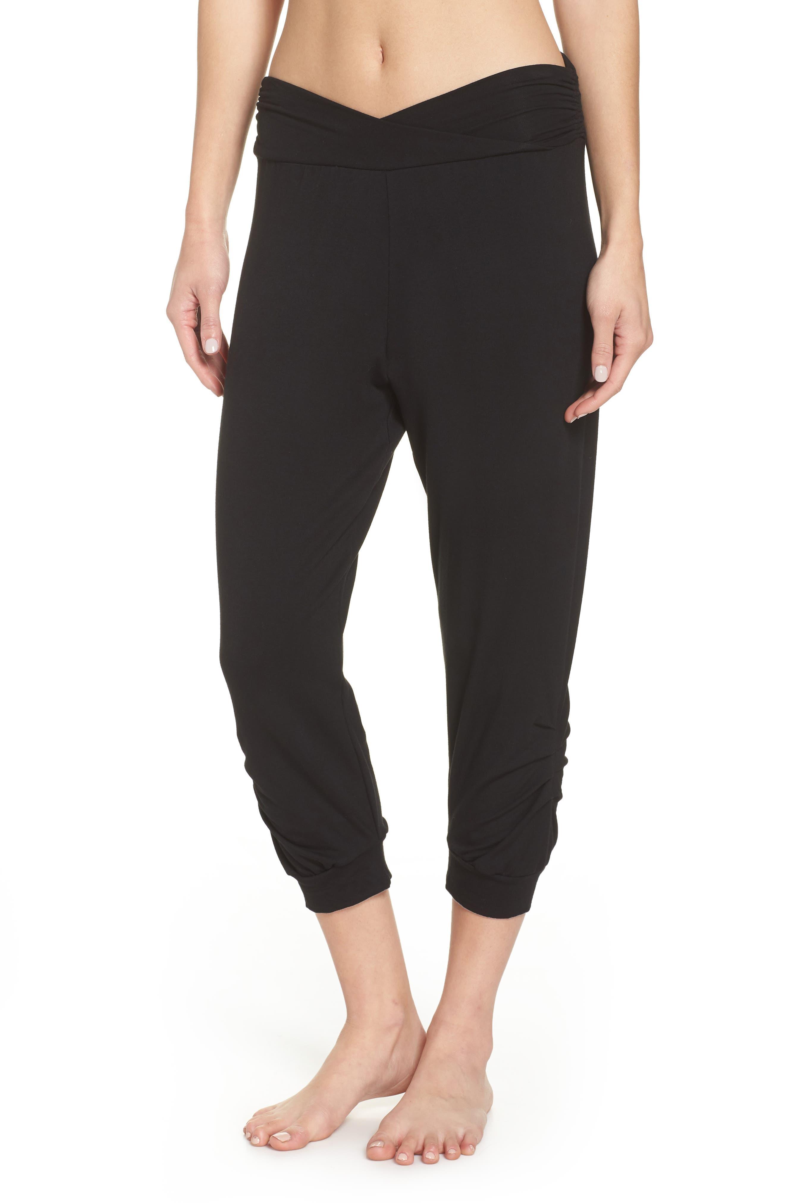 Canyon Jogger Pants,                         Main,                         color, BLACK