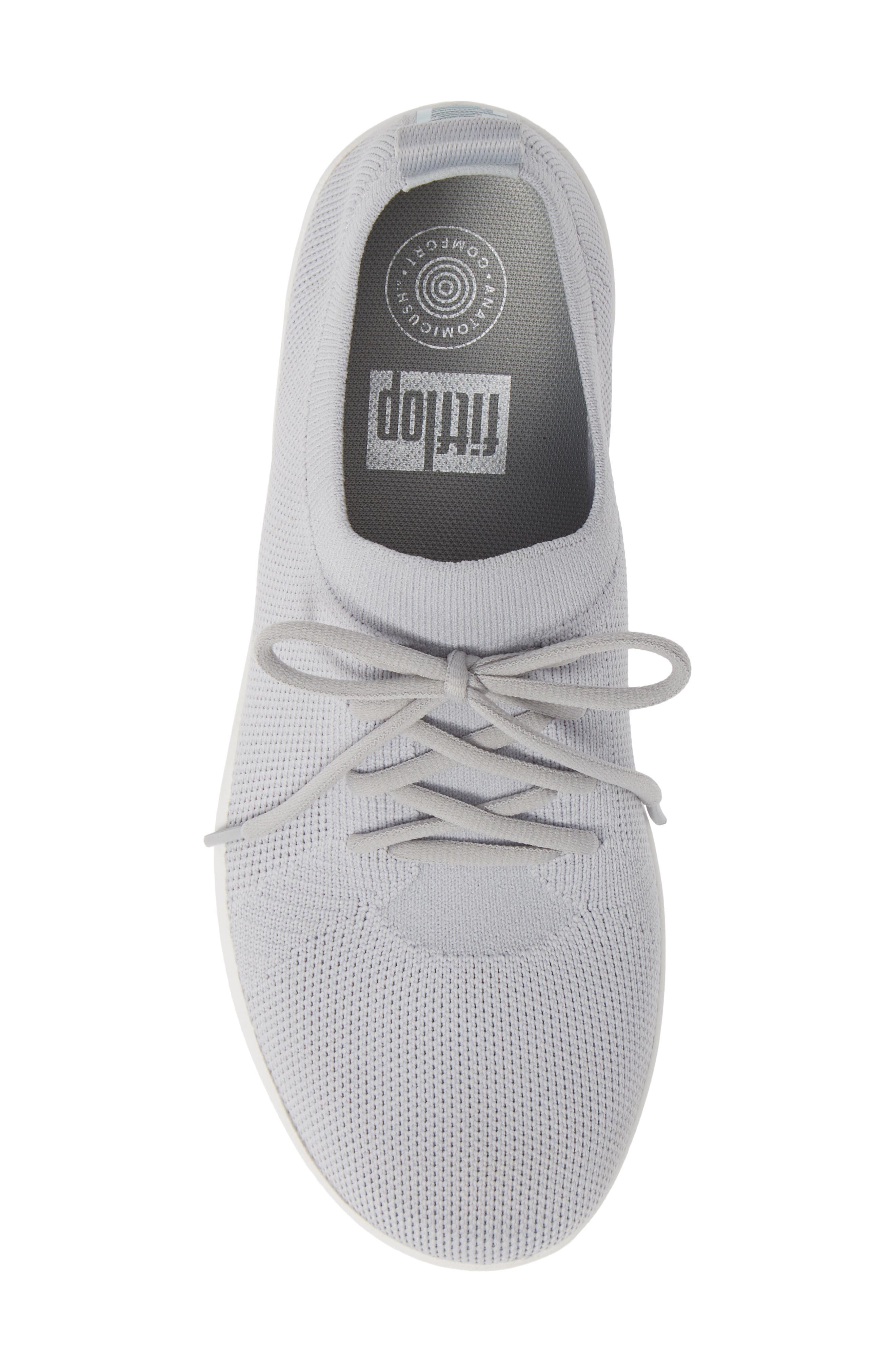 F-Sporty Uberknit<sup>™</sup> Sneaker,                             Alternate thumbnail 5, color,                             PEARL FABRIC