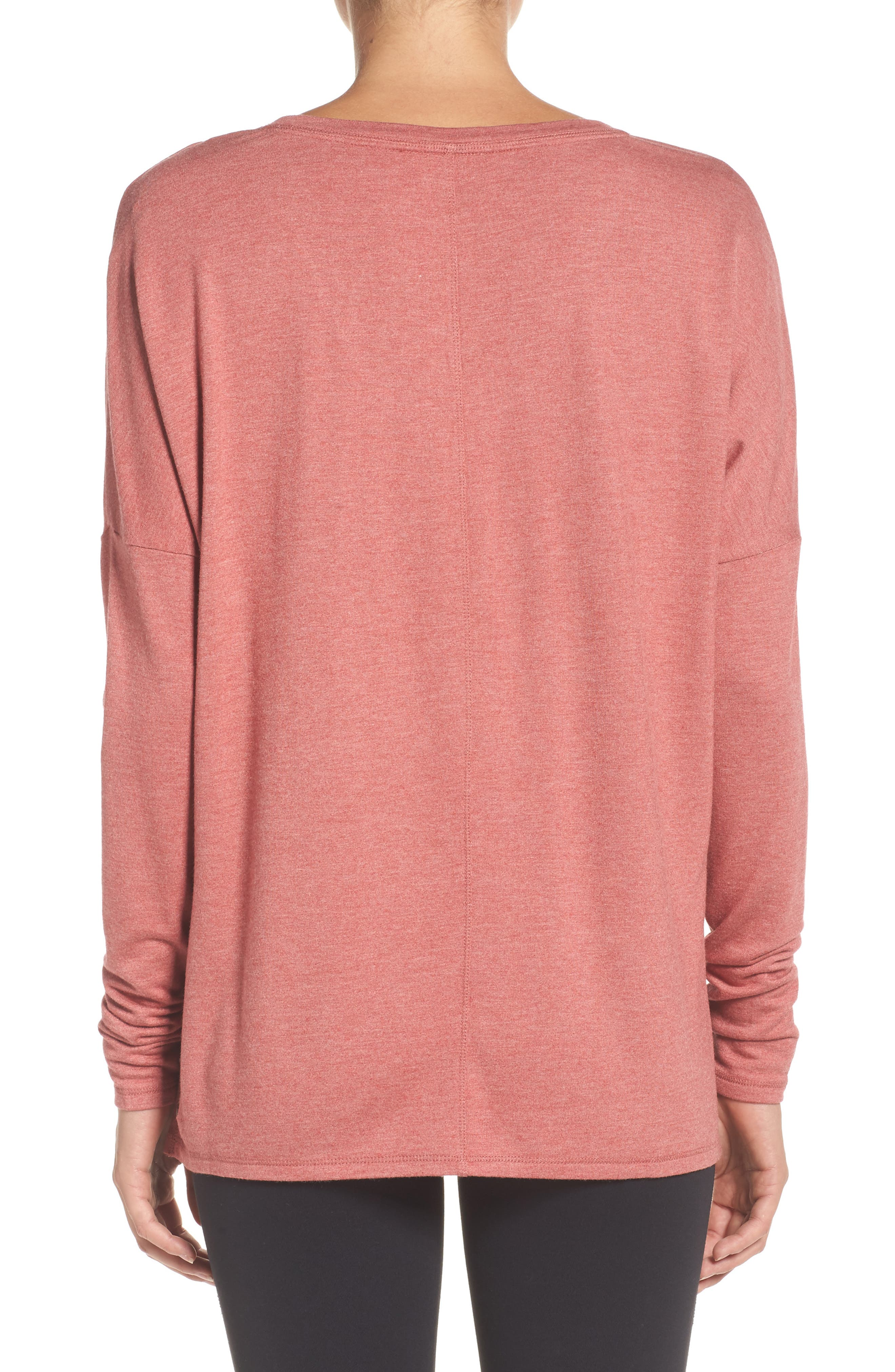 She's Cute Terry Pullover,                             Alternate thumbnail 7, color,