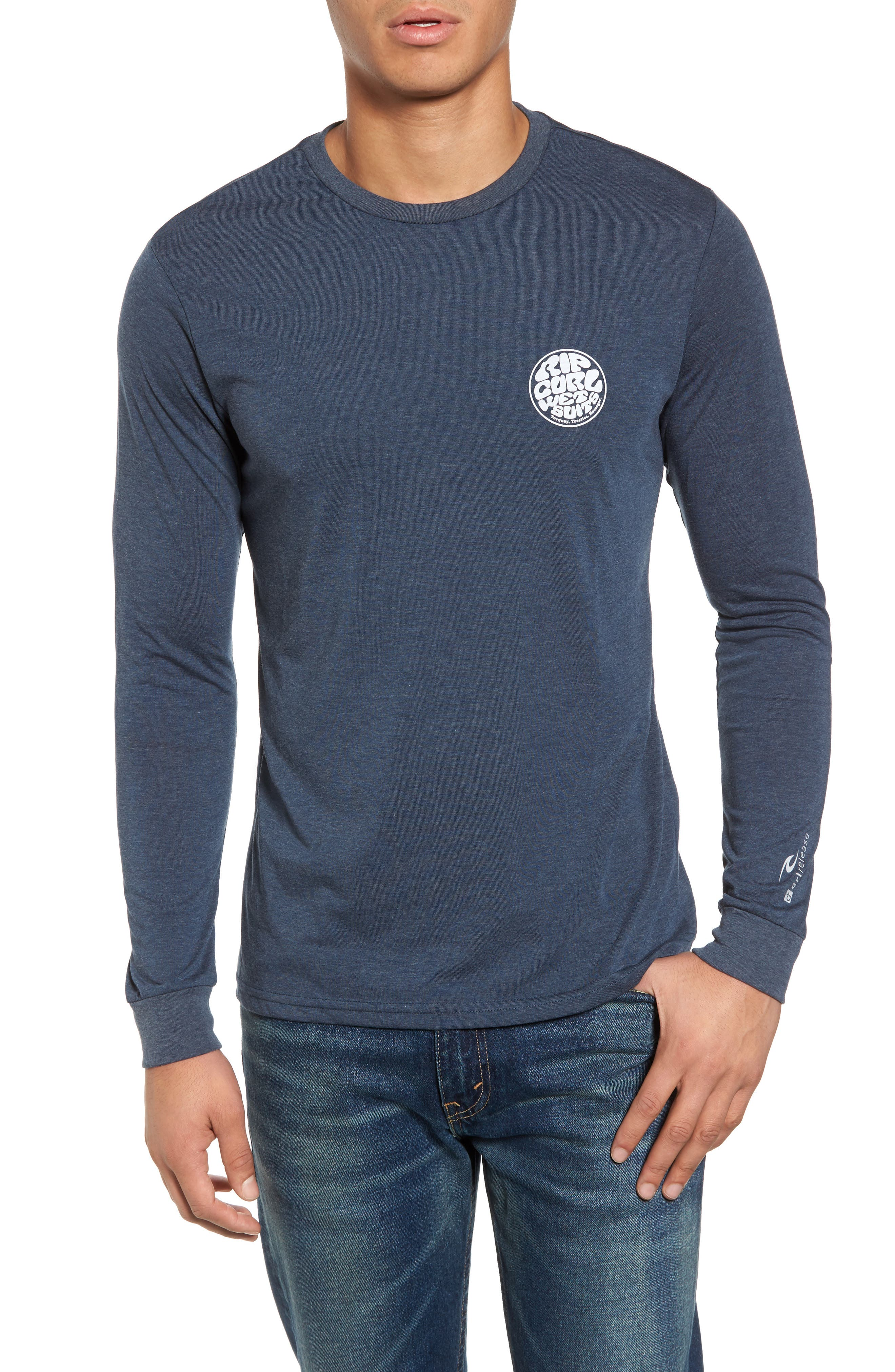 Mini Wettie Tech T-Shirt,                             Main thumbnail 2, color,