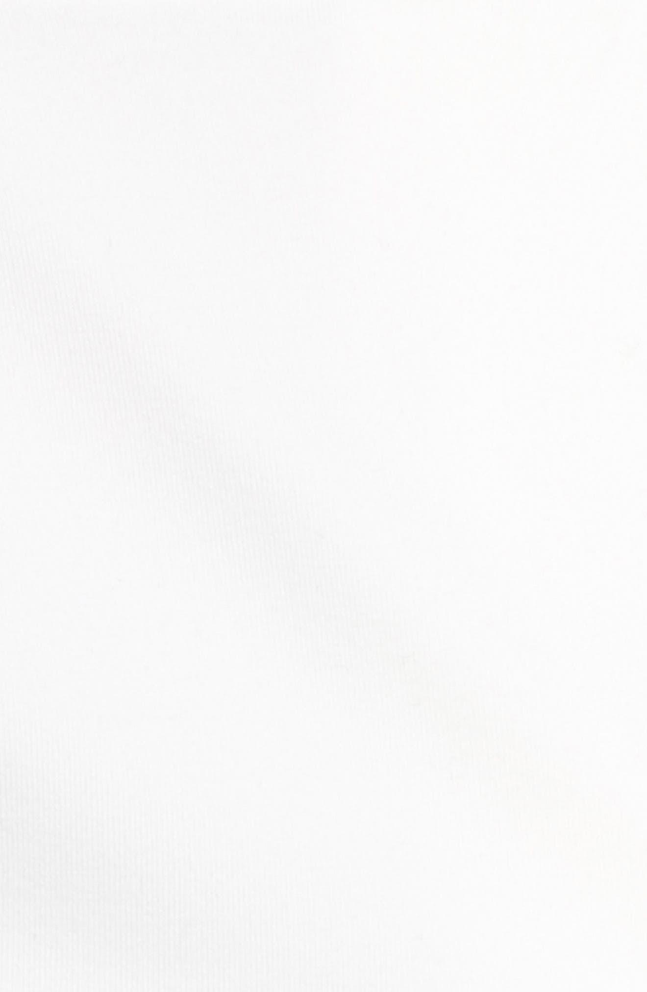 NIKE,                             Sportswear High Waist Archive Shorts,                             Alternate thumbnail 6, color,                             900