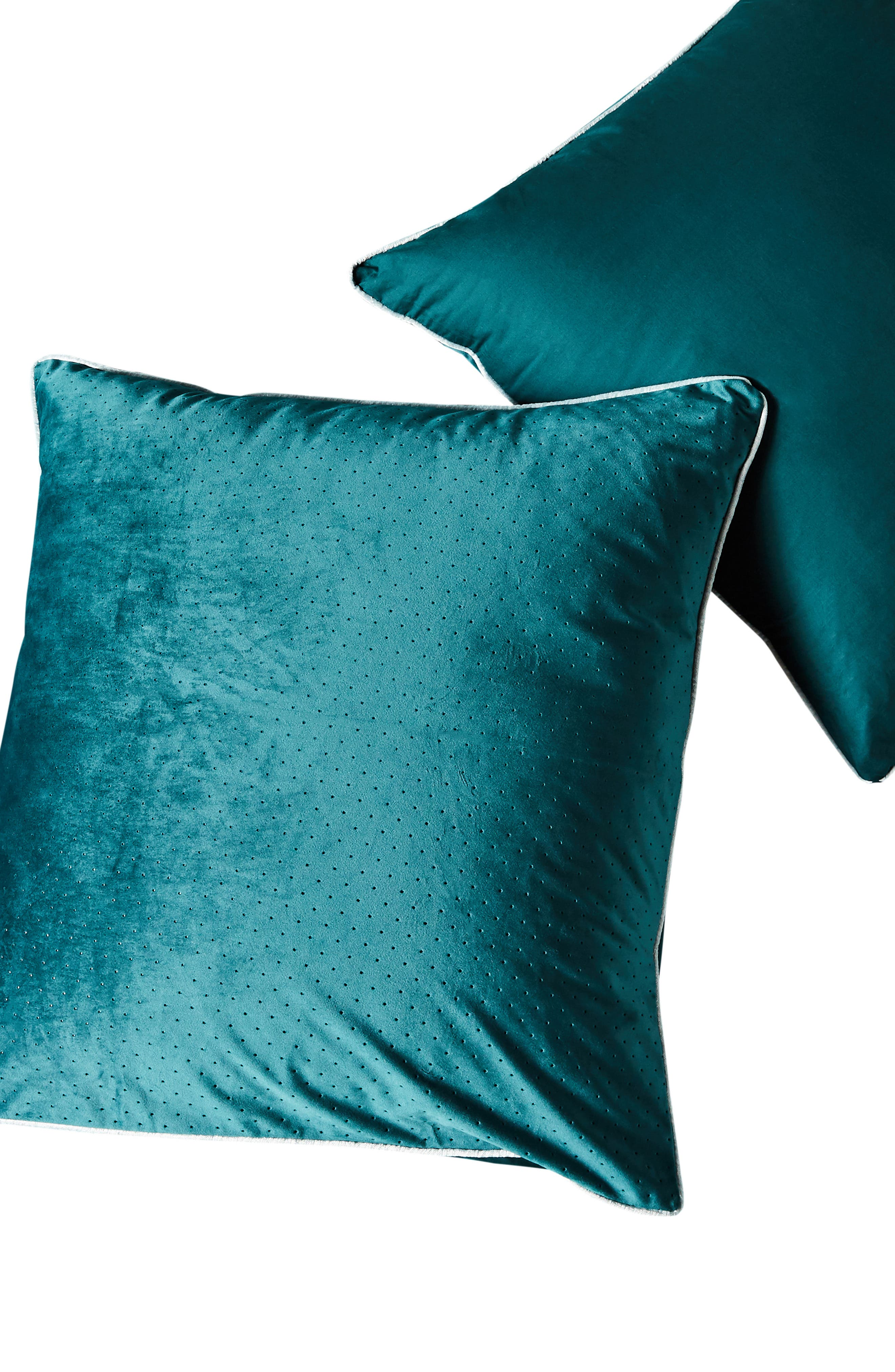Thelma Euro Sham,                             Alternate thumbnail 2, color,                             TEAL