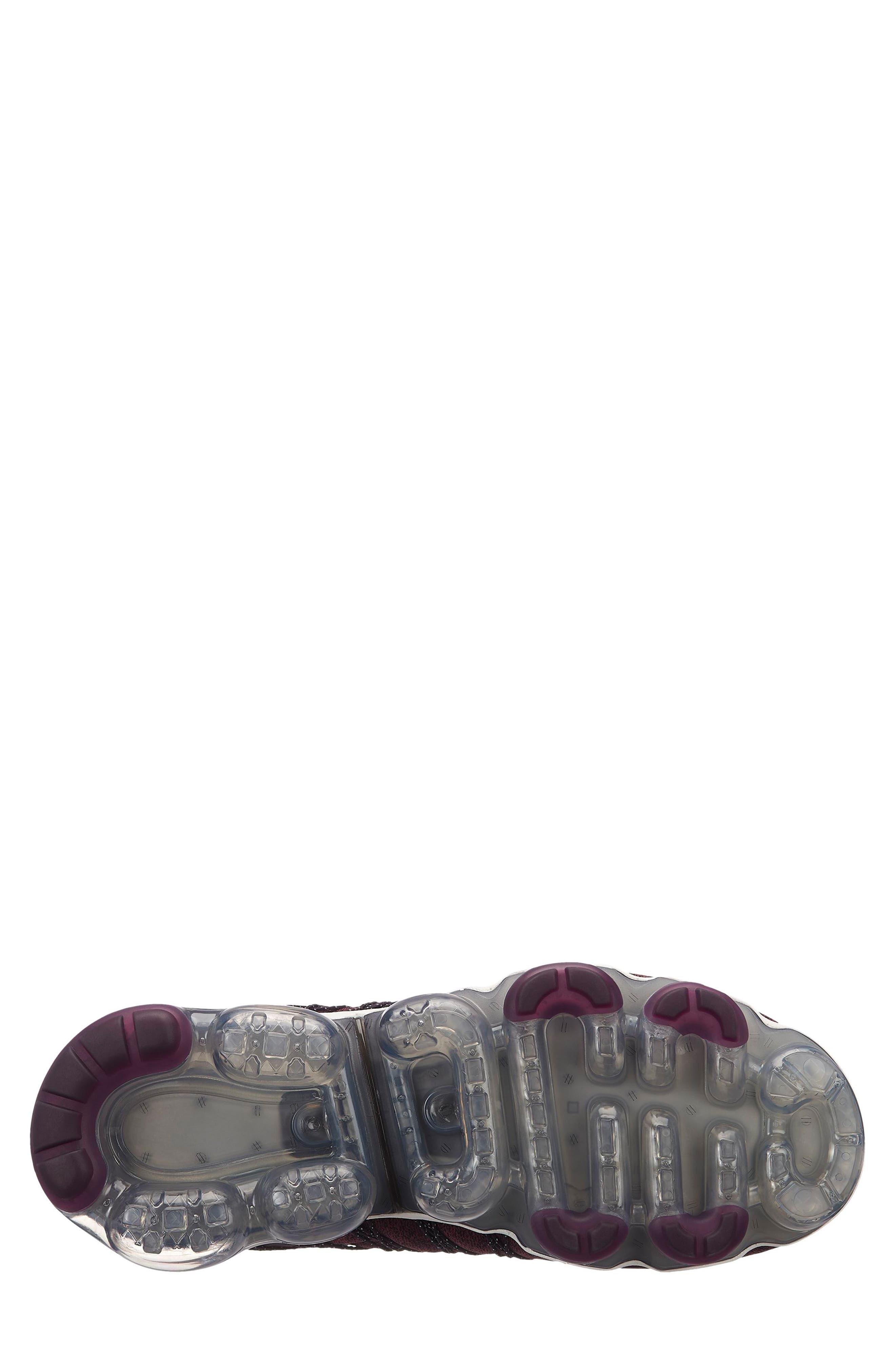 Air Vapormax Run Utility Sneaker,                             Alternate thumbnail 2, color,                             BURGUNDY CRUSH/ METALLIC GOLD