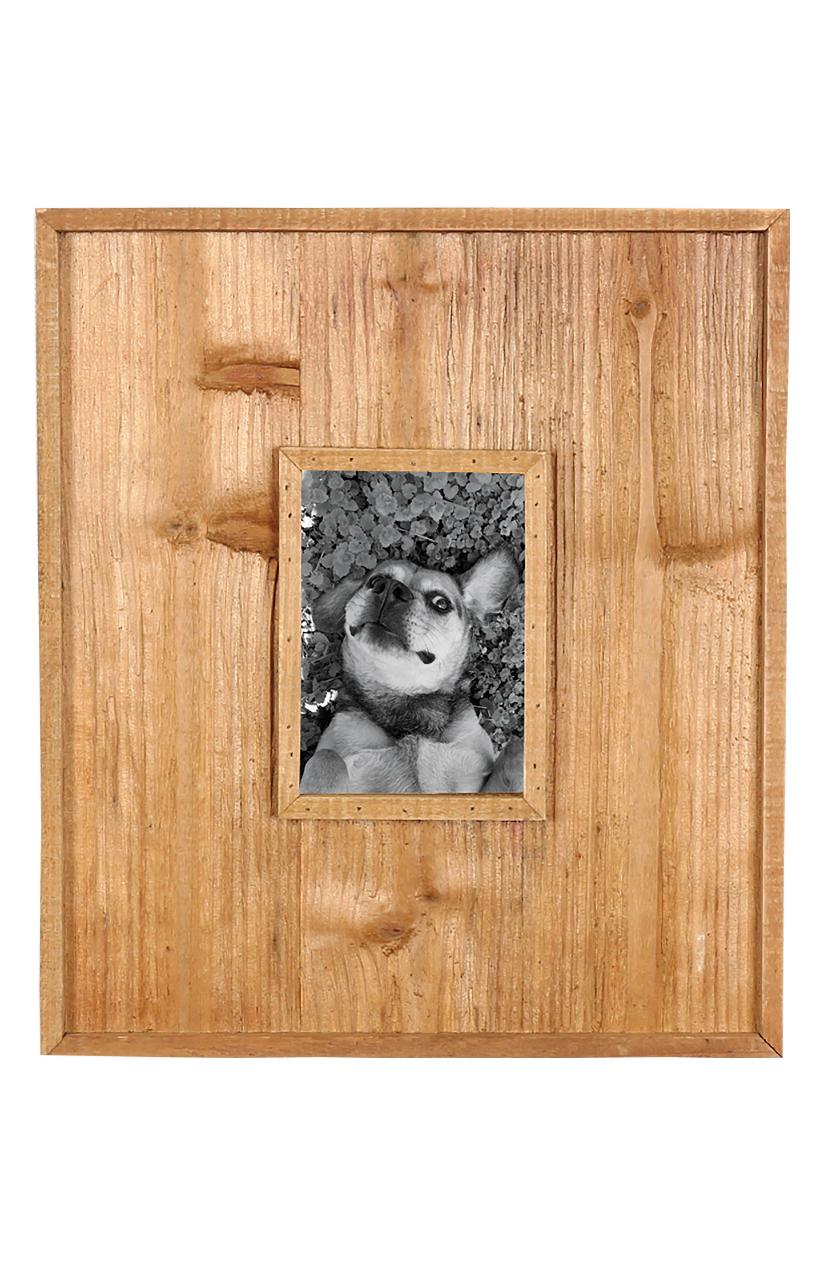 Wood Panel Picture Frame,                             Alternate thumbnail 2, color,                             200