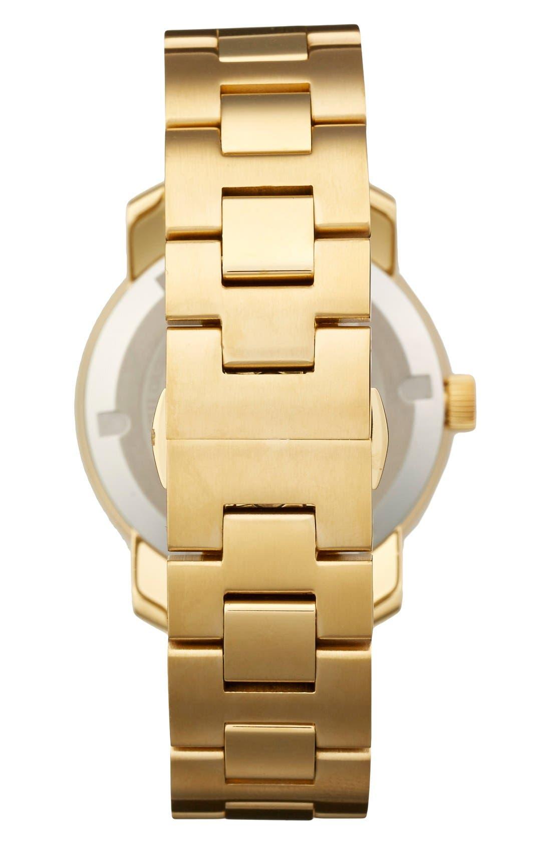 'Bold' Round Bracelet Watch, 36mm,                             Alternate thumbnail 14, color,