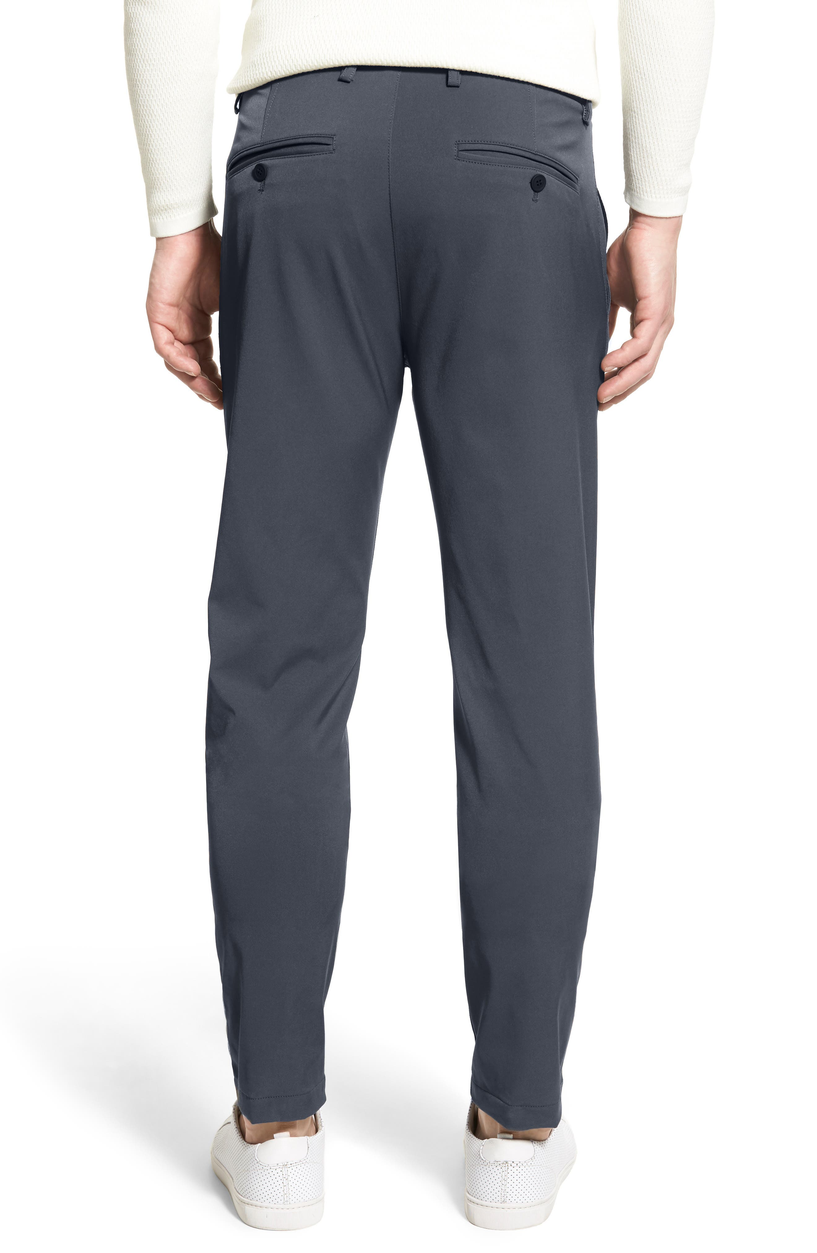 'Zaine Neoteric' Slim Fit Pants,                             Alternate thumbnail 7, color,