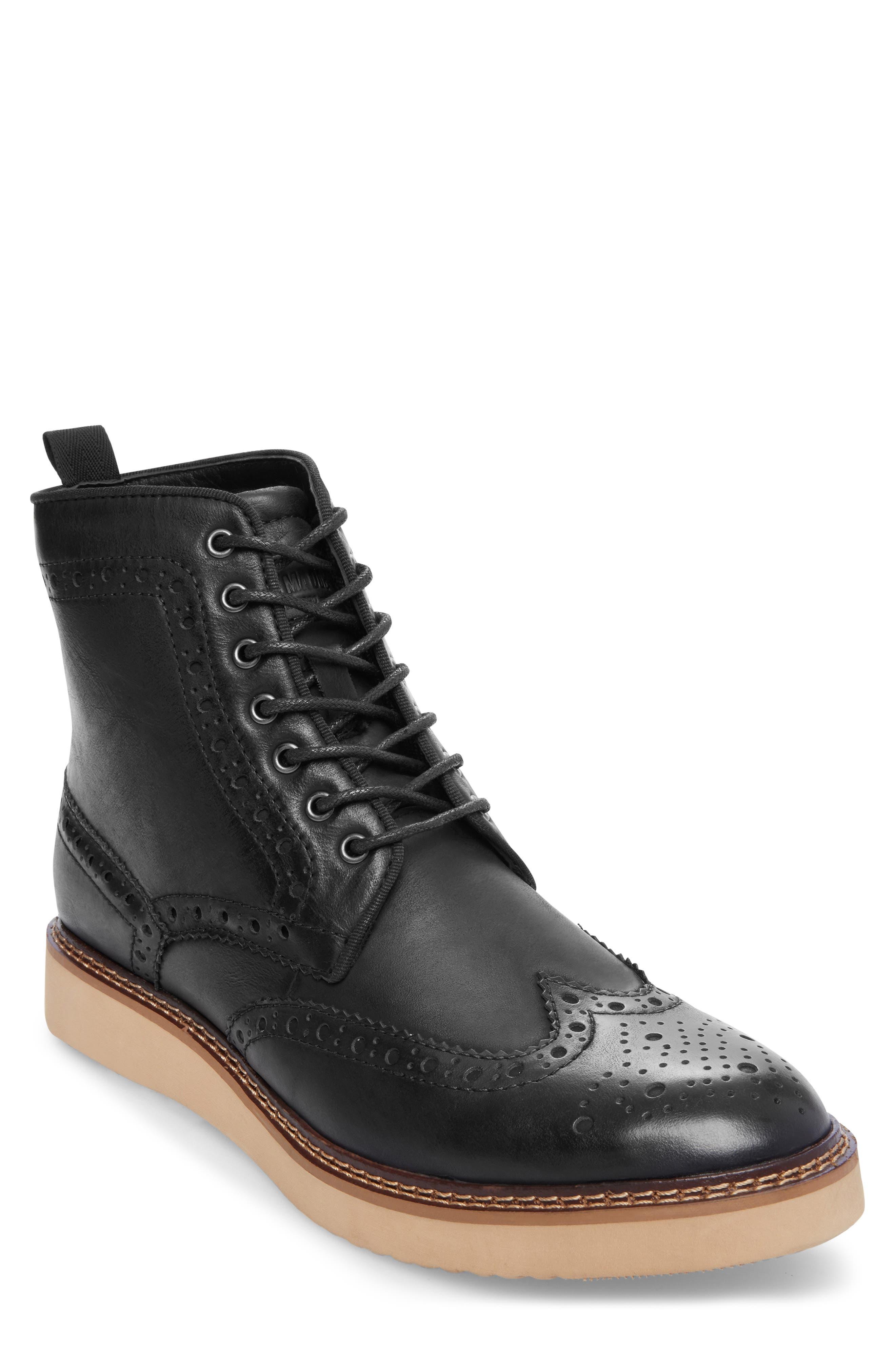 Goddard Wingtip Boot, Main, color, 001
