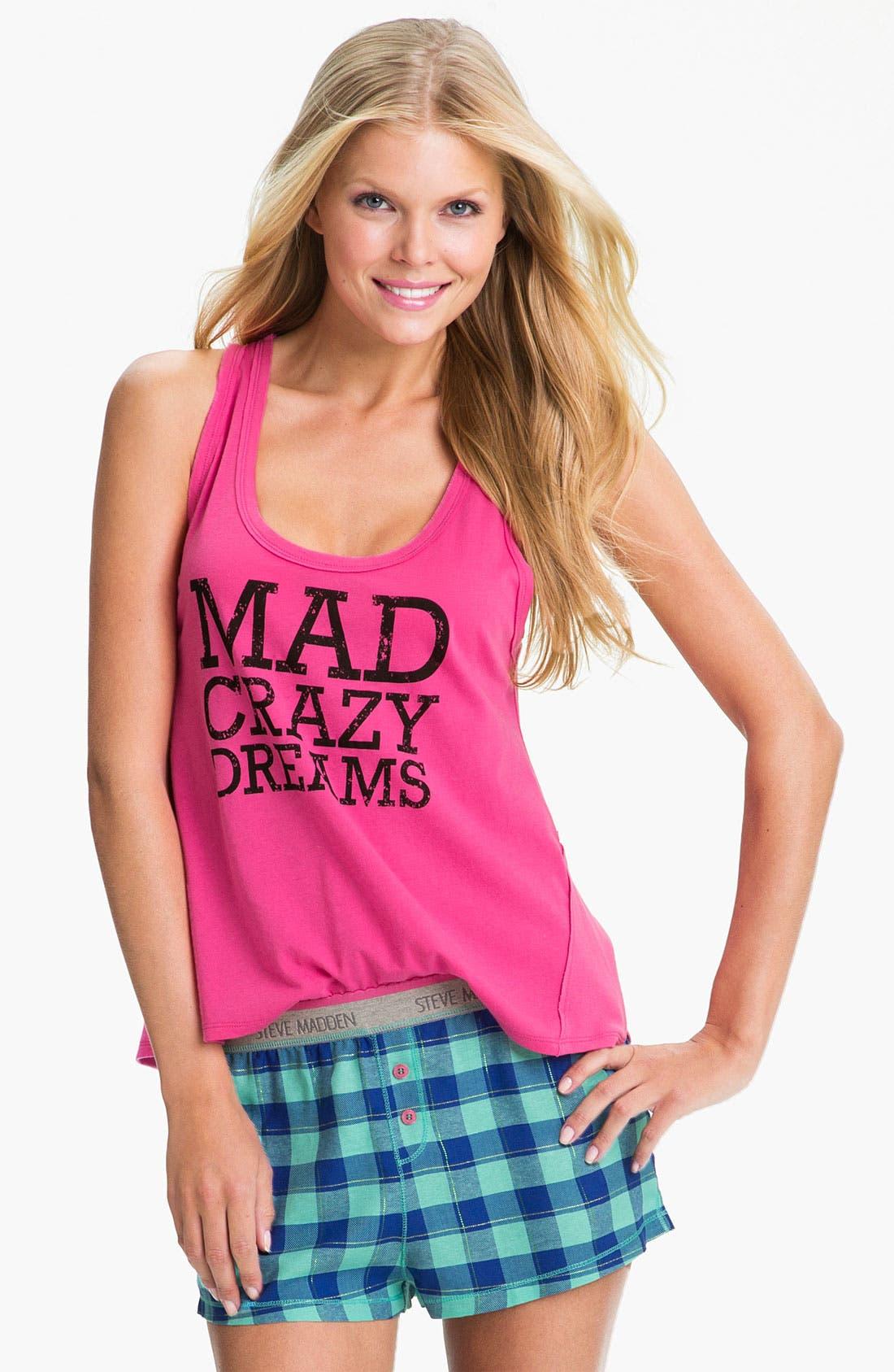 'Mad Crazy Dreams' Tank,                             Main thumbnail 8, color,