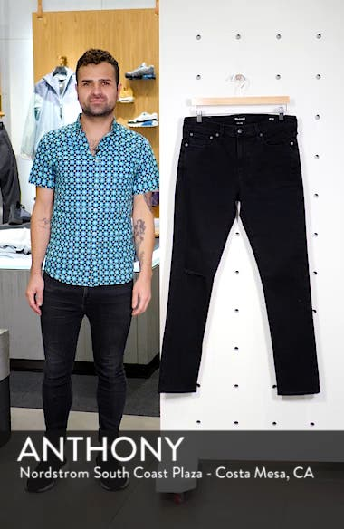 Ripped Skinny Fit Jeans, sales video thumbnail