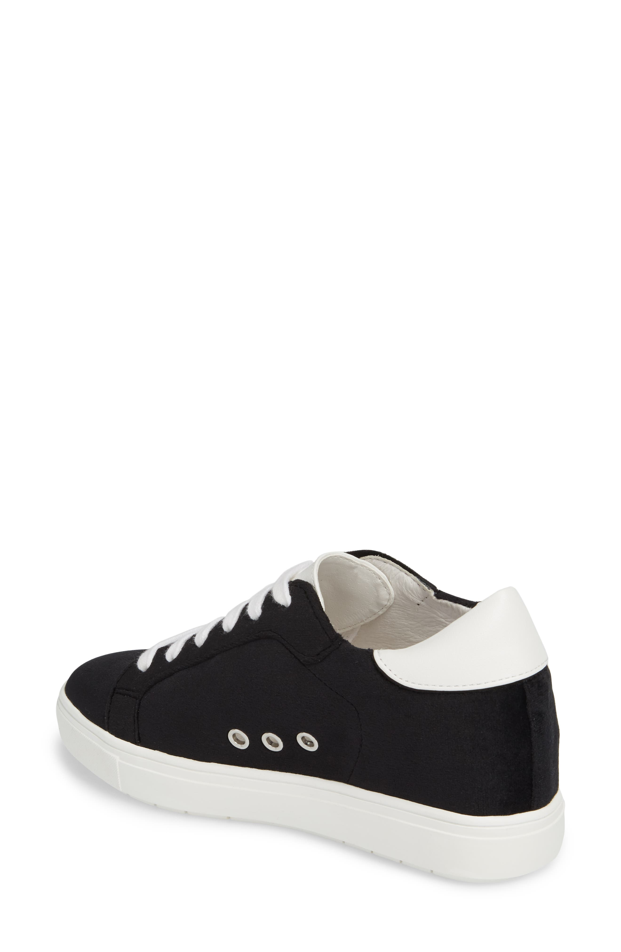 Steal Concealed Wedge Sneaker,                             Alternate thumbnail 5, color,