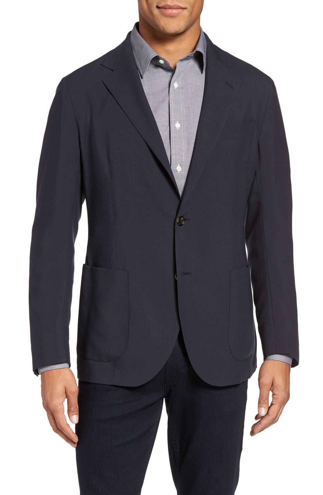 Cashmere Sport Coat, Main, color, 401