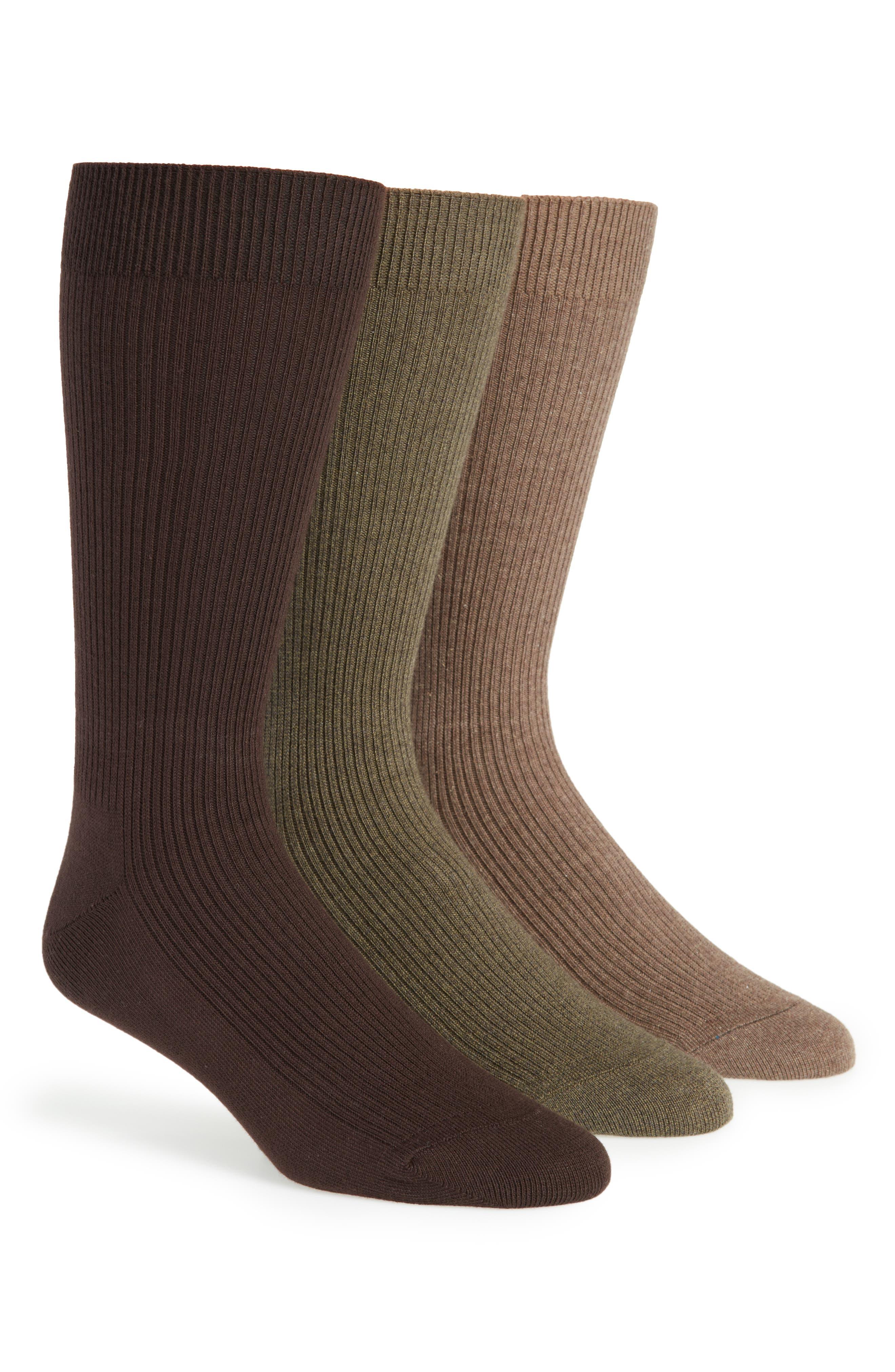 3-Pack Socks,                             Main thumbnail 4, color,