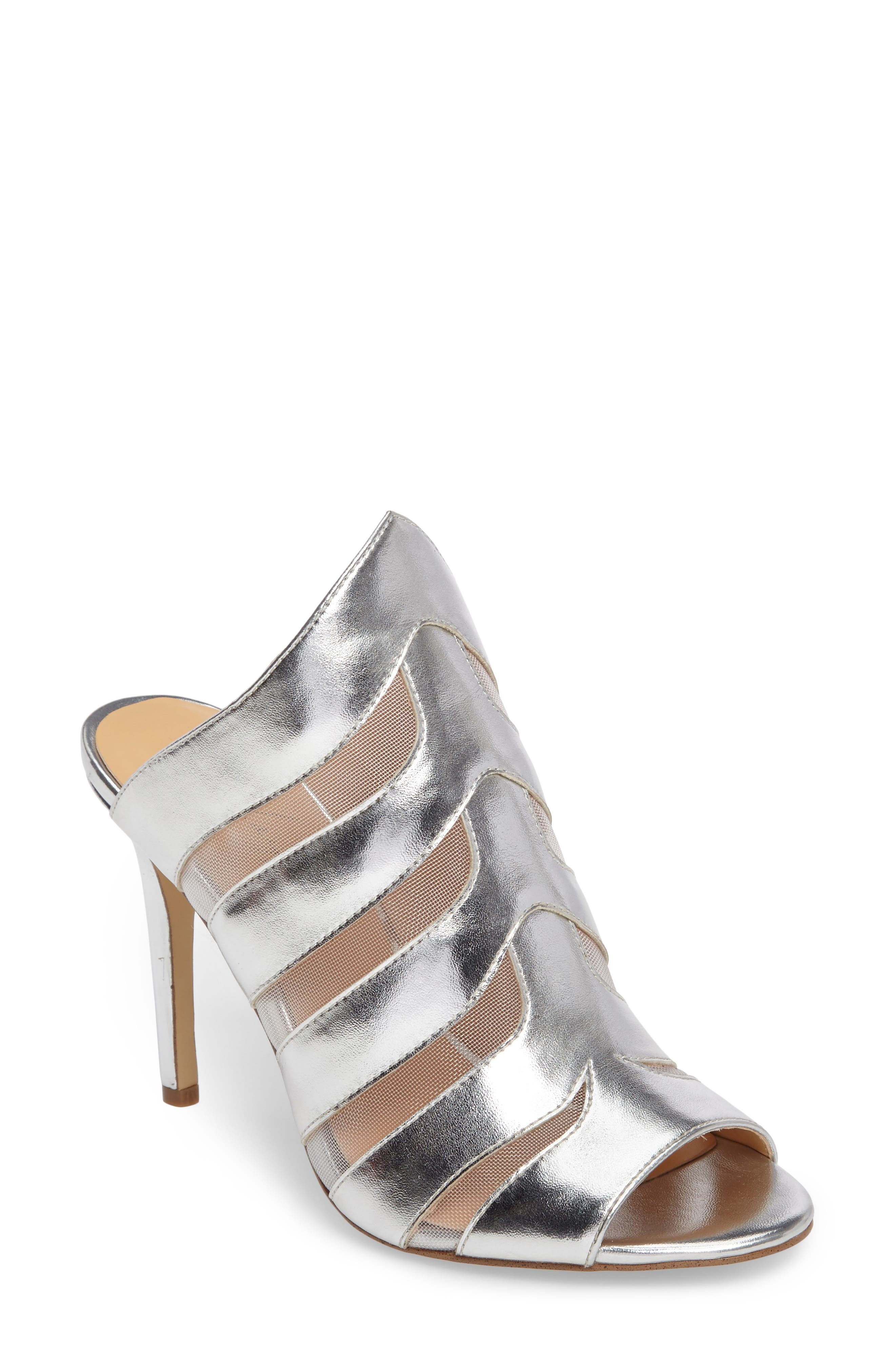 by Zendaya Norwell Cage Slide Sandal,                             Main thumbnail 2, color,