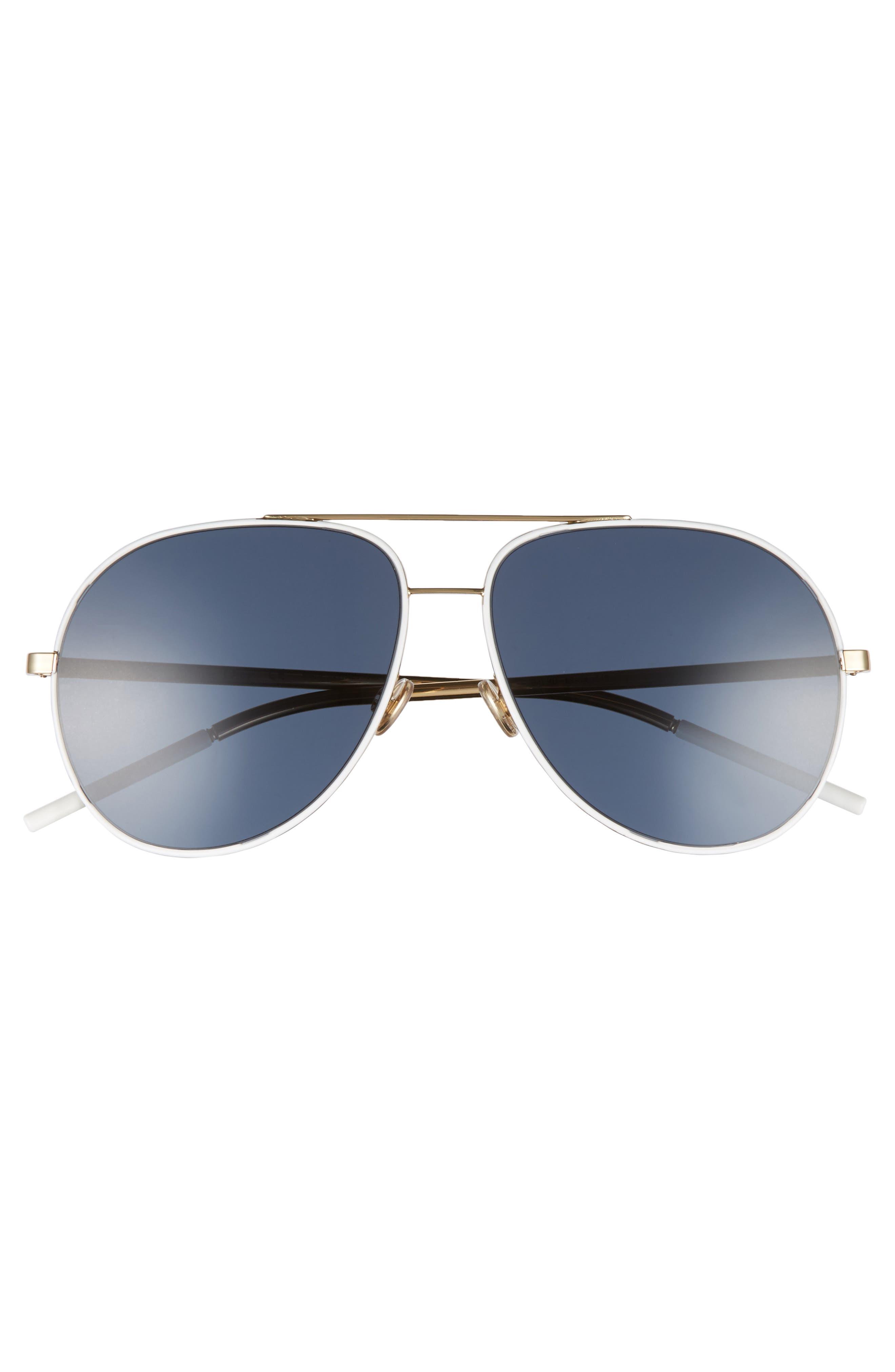 Astrals 59mm Aviator Sunglasses,                             Alternate thumbnail 11, color,