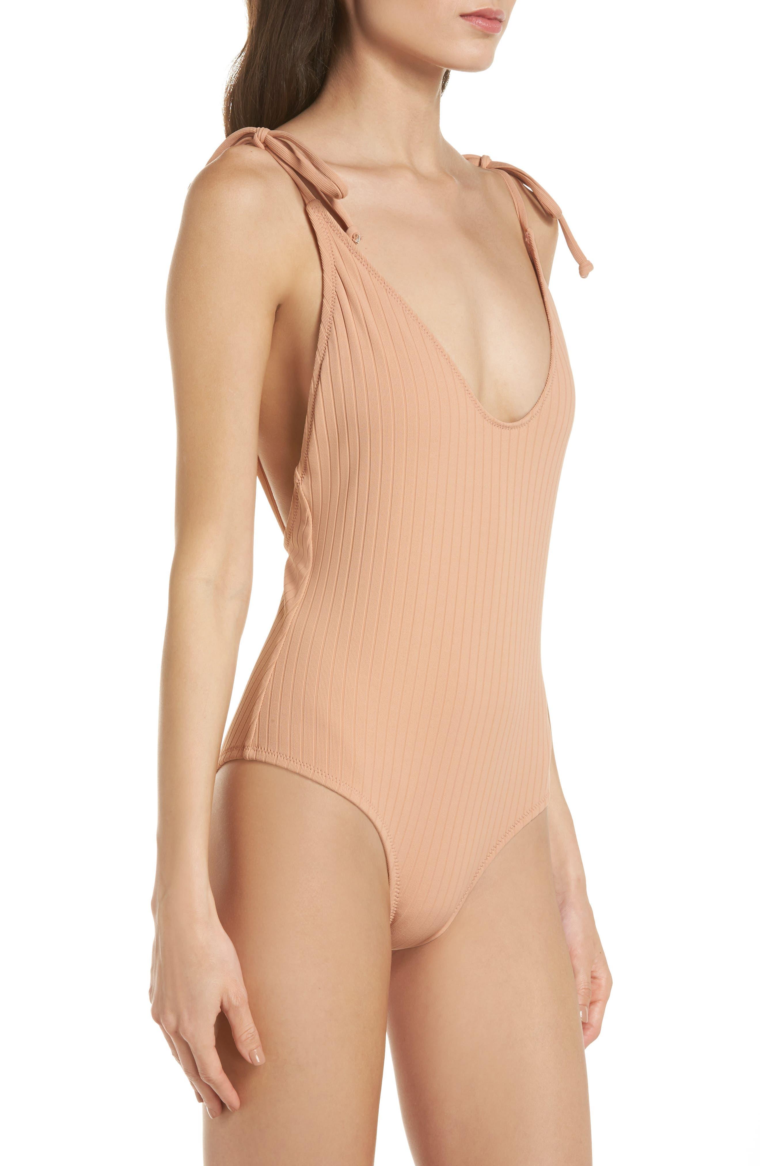 Robertson One-Piece Swimsuit,                             Alternate thumbnail 6, color,
