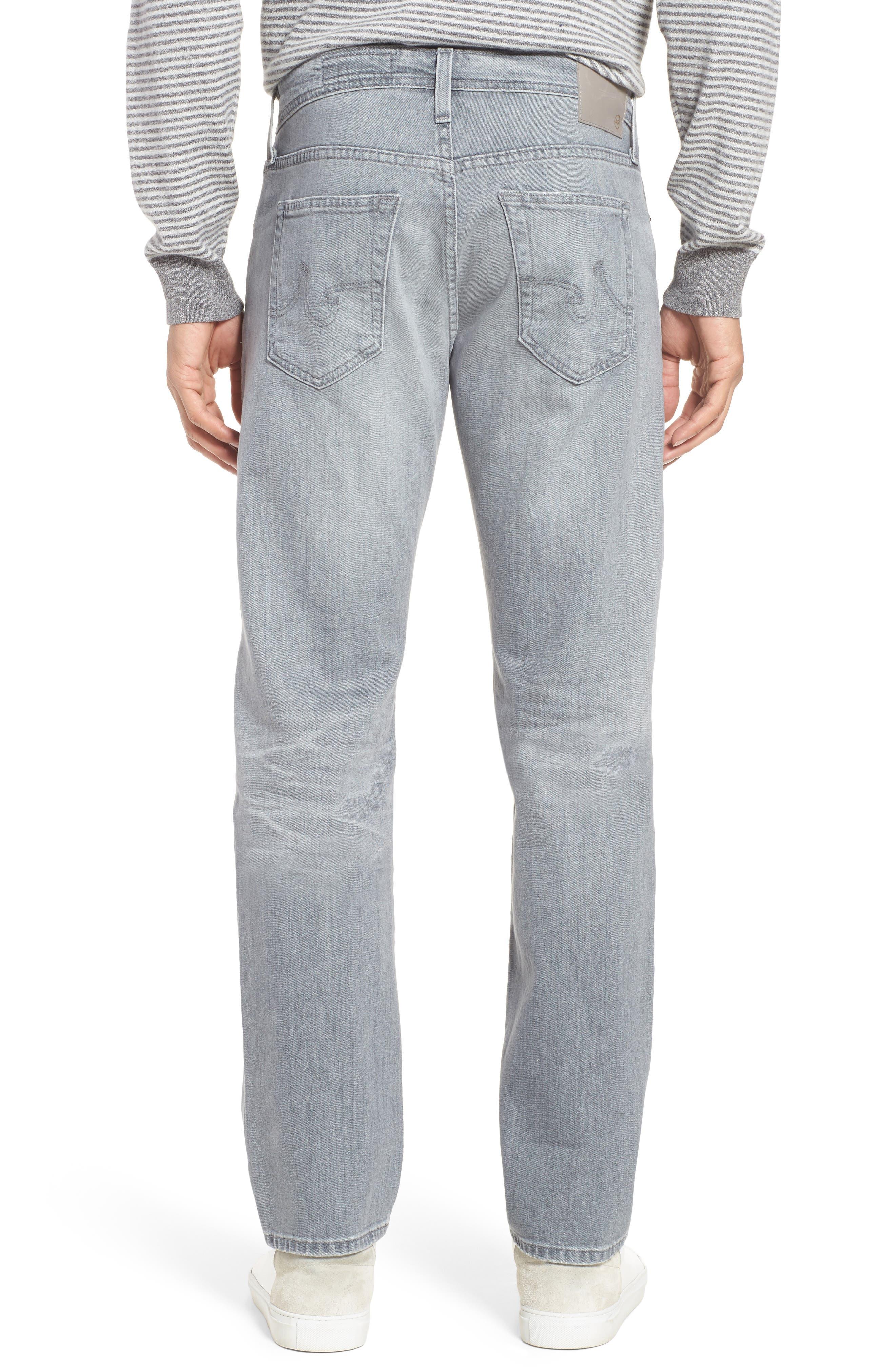 Everett Slim Straight Fit Jeans,                             Alternate thumbnail 2, color,