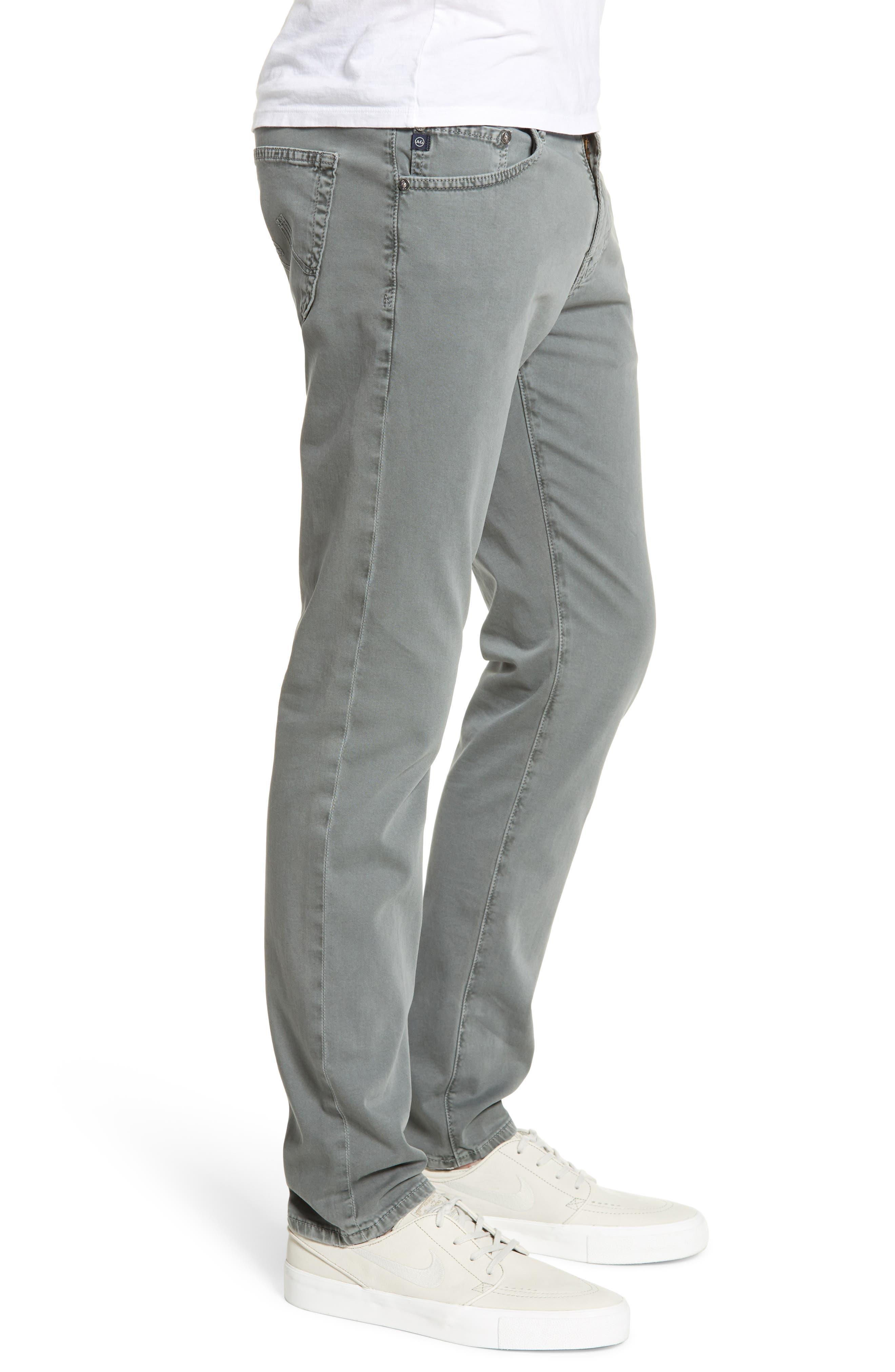 Dylan Slim Fit Pants,                             Alternate thumbnail 3, color,                             024