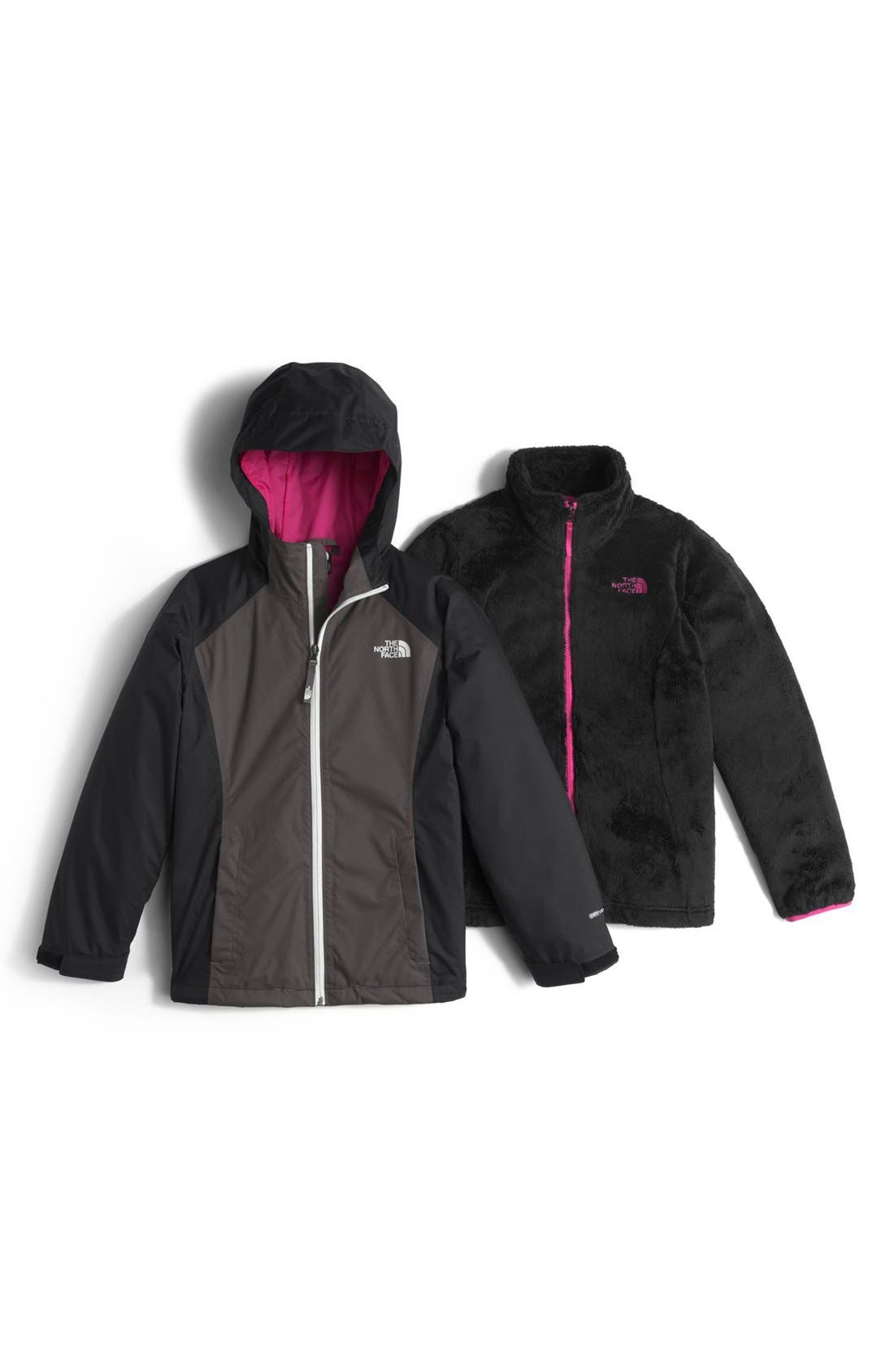 Osolita TriClimate<sup>®</sup> 3-in-1 Jacket,                             Alternate thumbnail 3, color,                             021