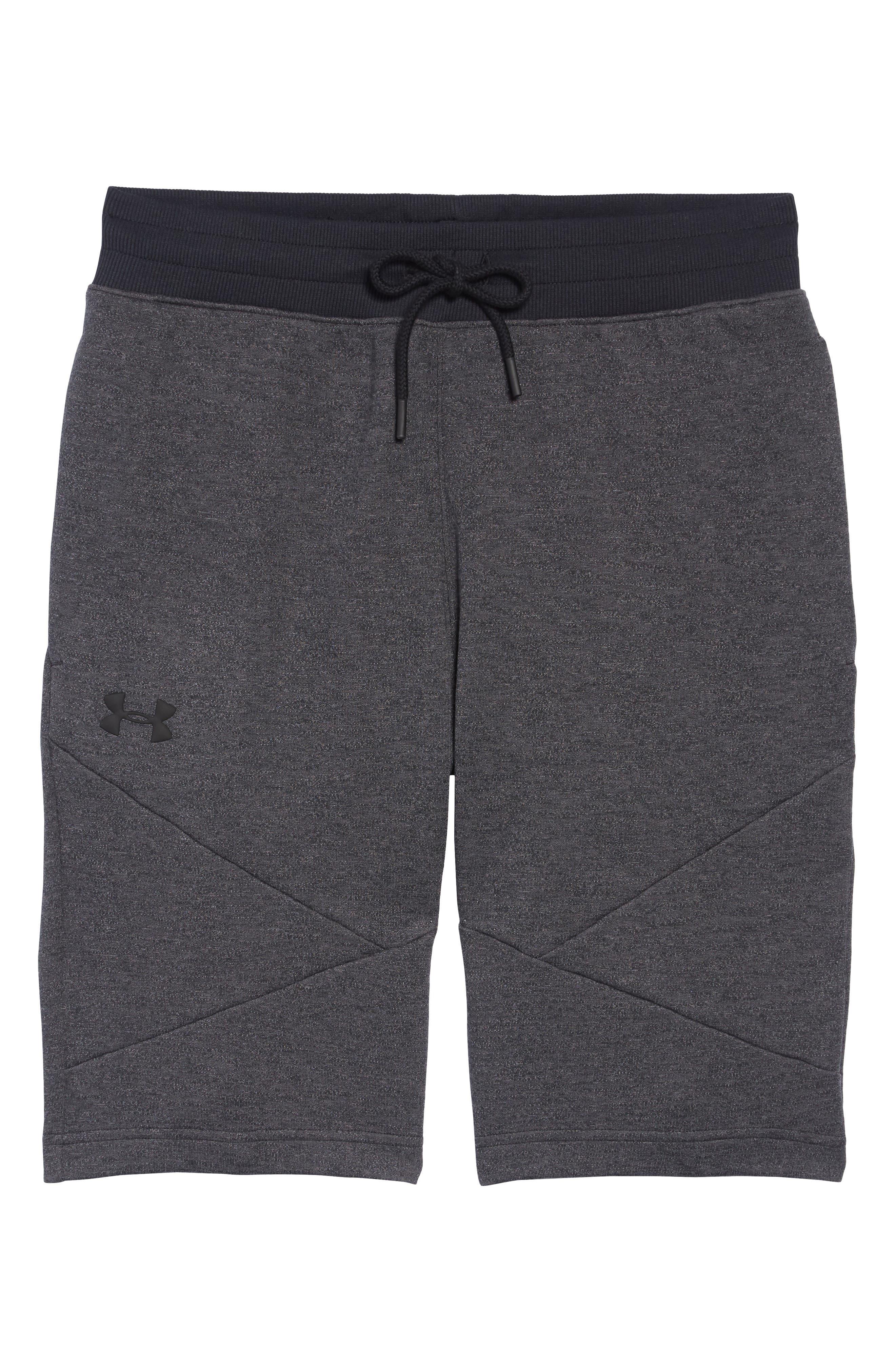Sportstyle 2X Regular Fit Shorts,                             Alternate thumbnail 6, color,                             BLACK