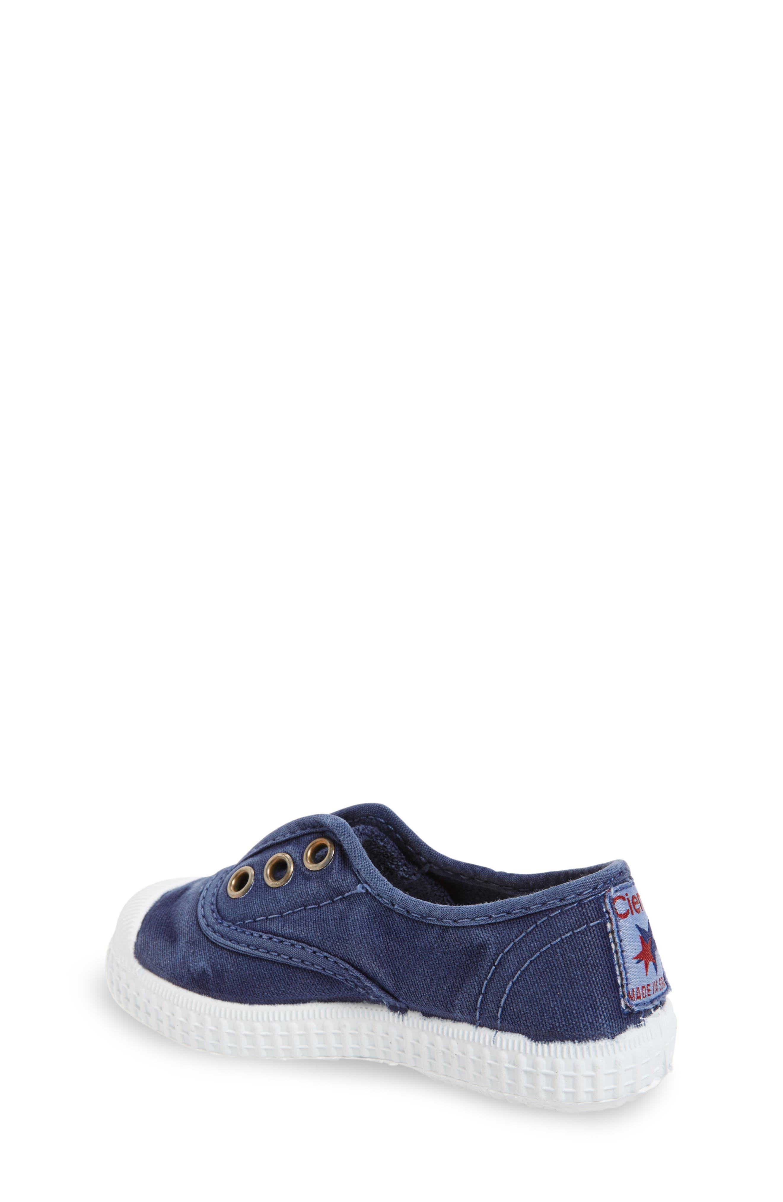 Laceless Slip-On Sneaker,                             Alternate thumbnail 2, color,                             400