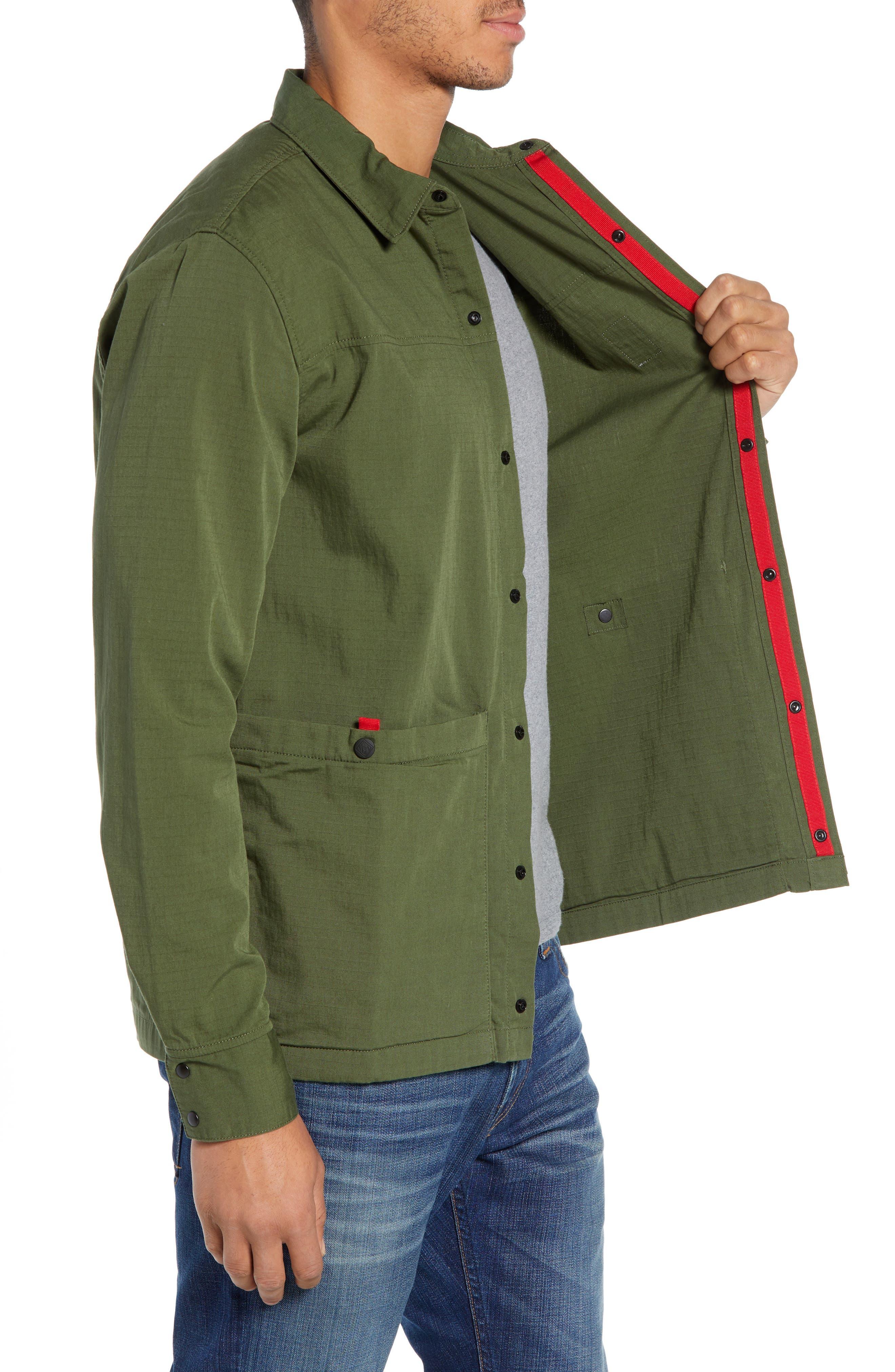 Field Jacket,                             Alternate thumbnail 3, color,                             OLIVE