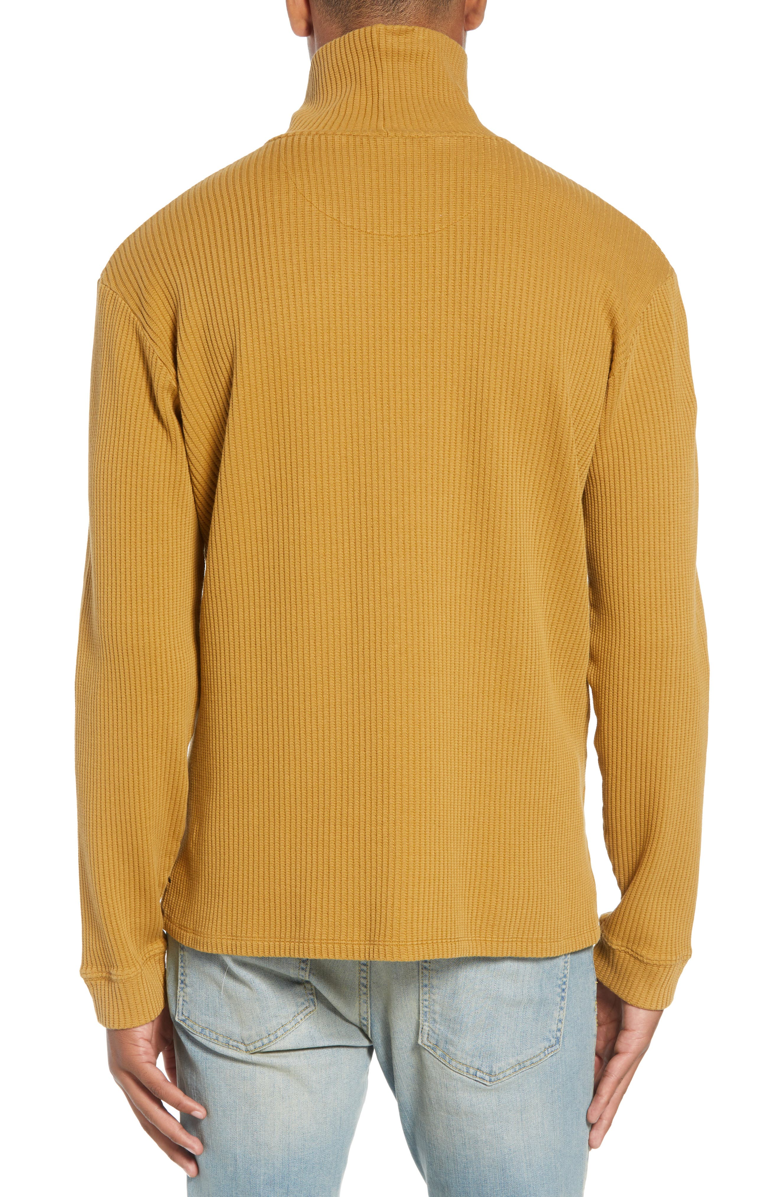 Henrik Turtleneck Sweater,                             Alternate thumbnail 2, color,                             BURNT KHAKI